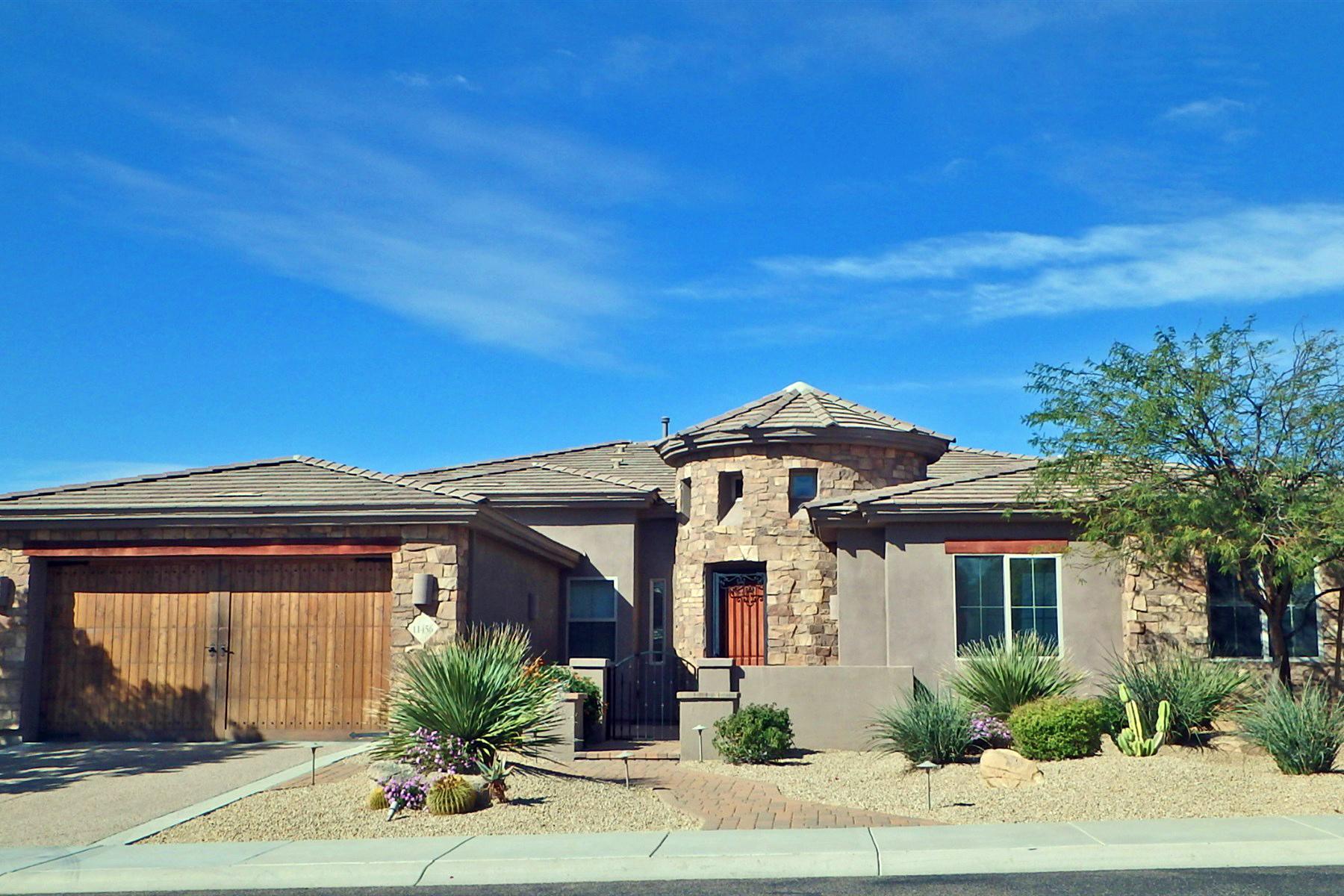 Casa Unifamiliar por un Venta en Pristine Luxury Estate Home in Fabulous Gated Scottsdale Community 11456 N 124th Way Scottsdale, Arizona 85259 Estados Unidos