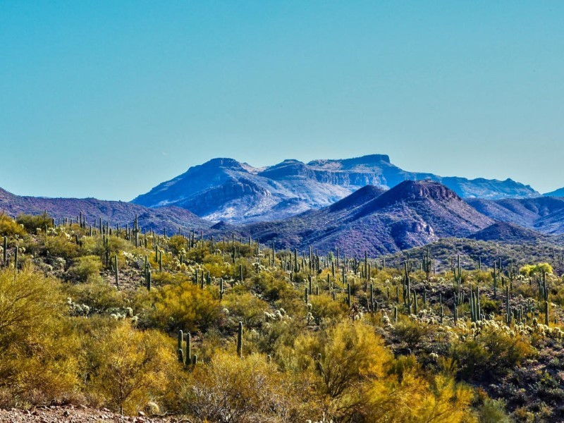 Moradia para Venda às Two Hundred & Fifty Acres of Beautiful View Property Located in Aravaipa Canyon 89395 E Aravaipa Rd Winkelman, Arizona 85192 Estados Unidos