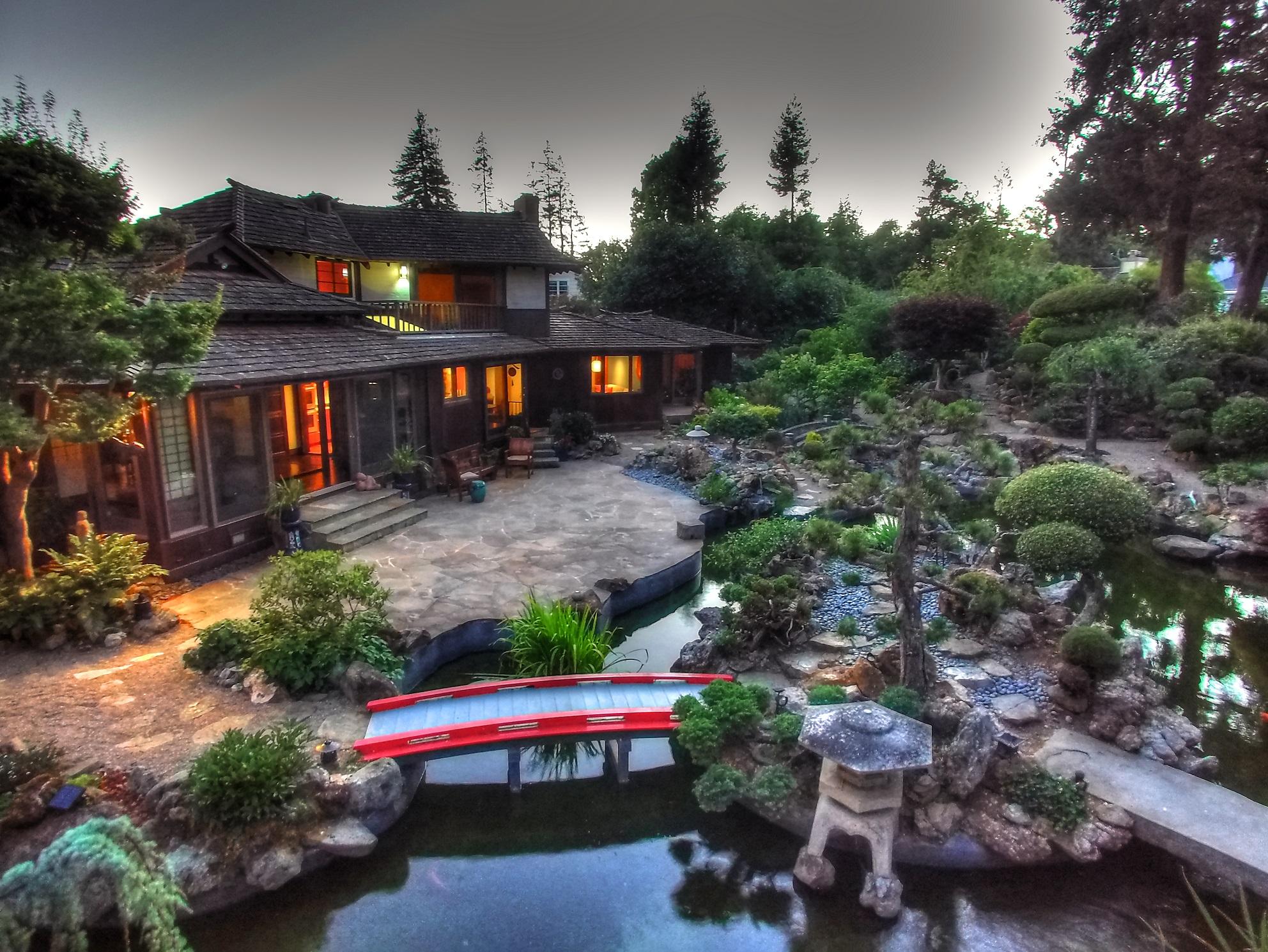 独户住宅 为 销售 在 70 De Sabla Road, Hillsborough Hillsborough, 加利福尼亚州 94010 美国