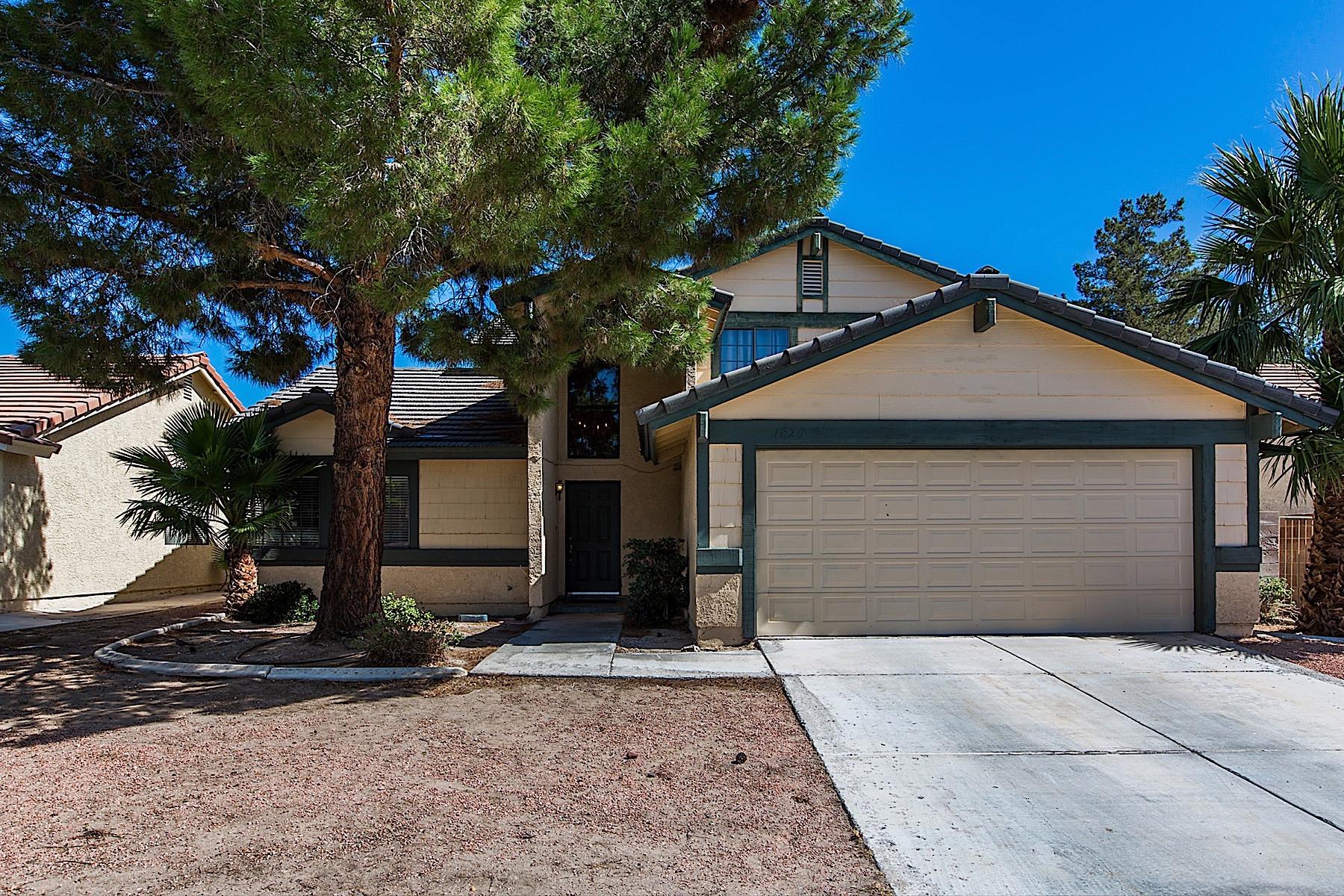 Nhà ở một gia đình vì Bán tại 1820 Paprika Way Henderson, Nevada, 89014 Hoa Kỳ