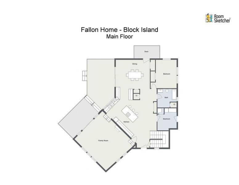 Single Family Home for Sale at Fallon 1507 West Side Road Block Island, Rhode Island 02807 United States