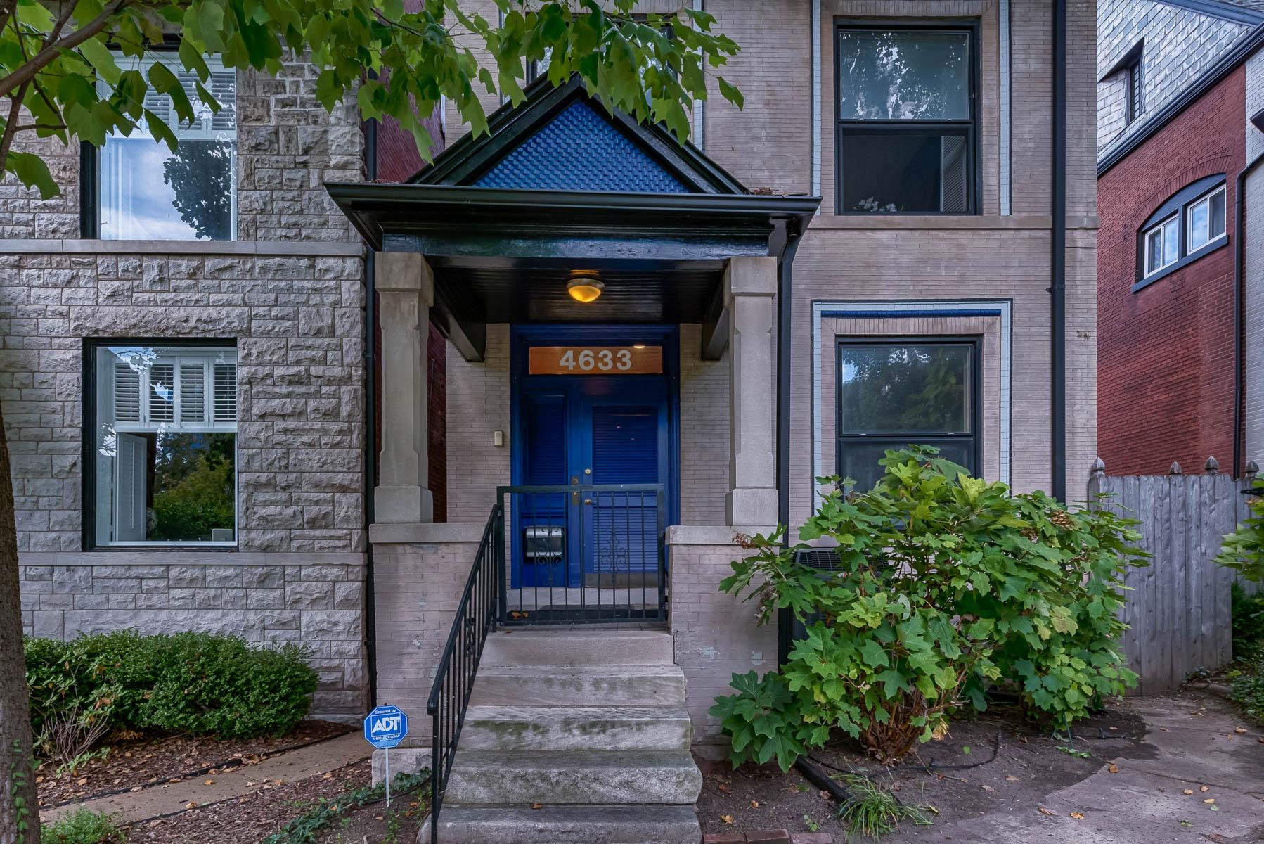 Einfamilienhaus für Verkauf beim Maryland Ave 4633 Maryland Ave St. Louis, Missouri, 63108 Vereinigte Staaten