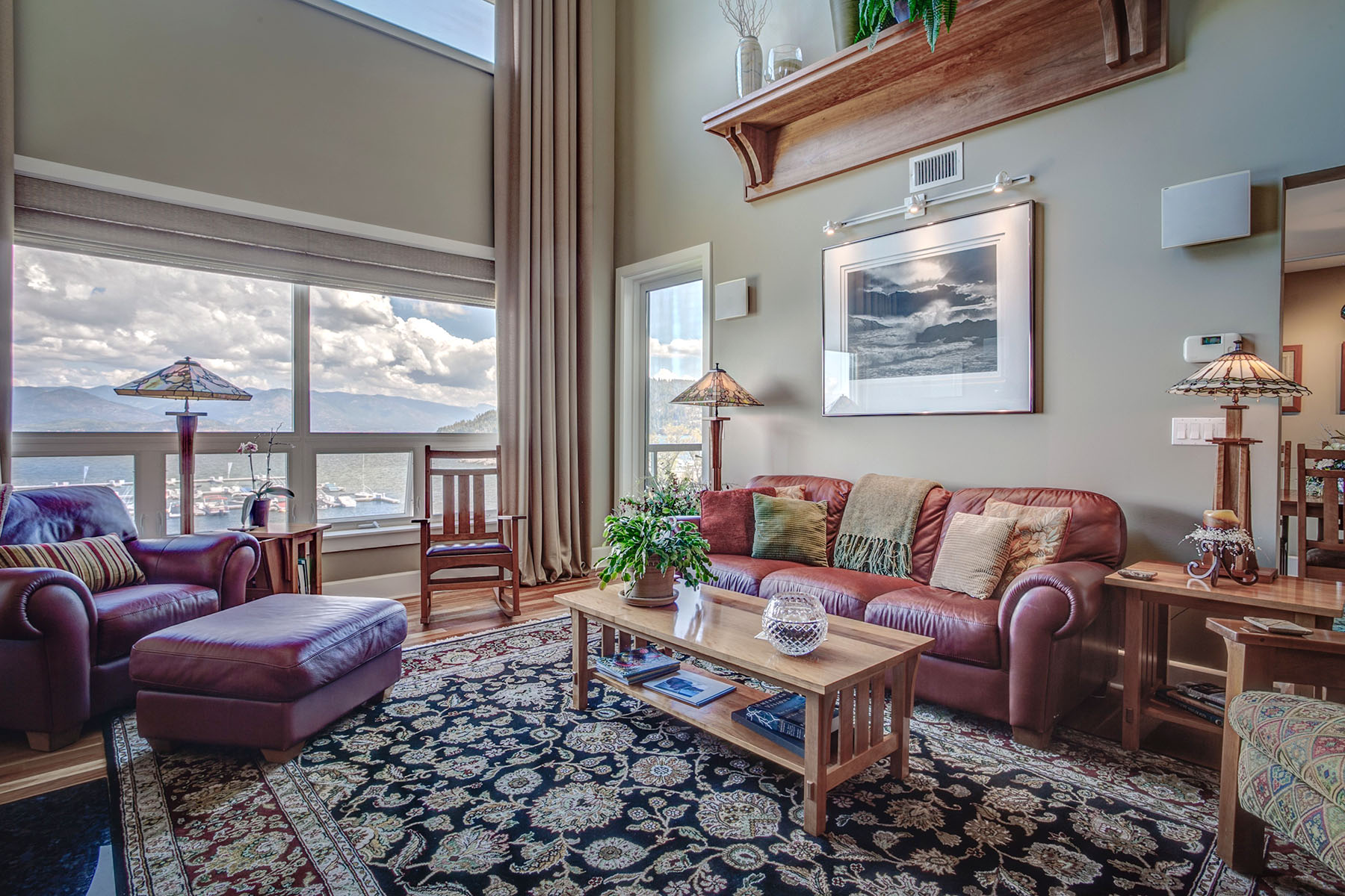 Condominium for Sale at Elegant Top-floor Penthouse 412 Sandpoint Avenue Unit #333 Sandpoint, Idaho 83864 United States