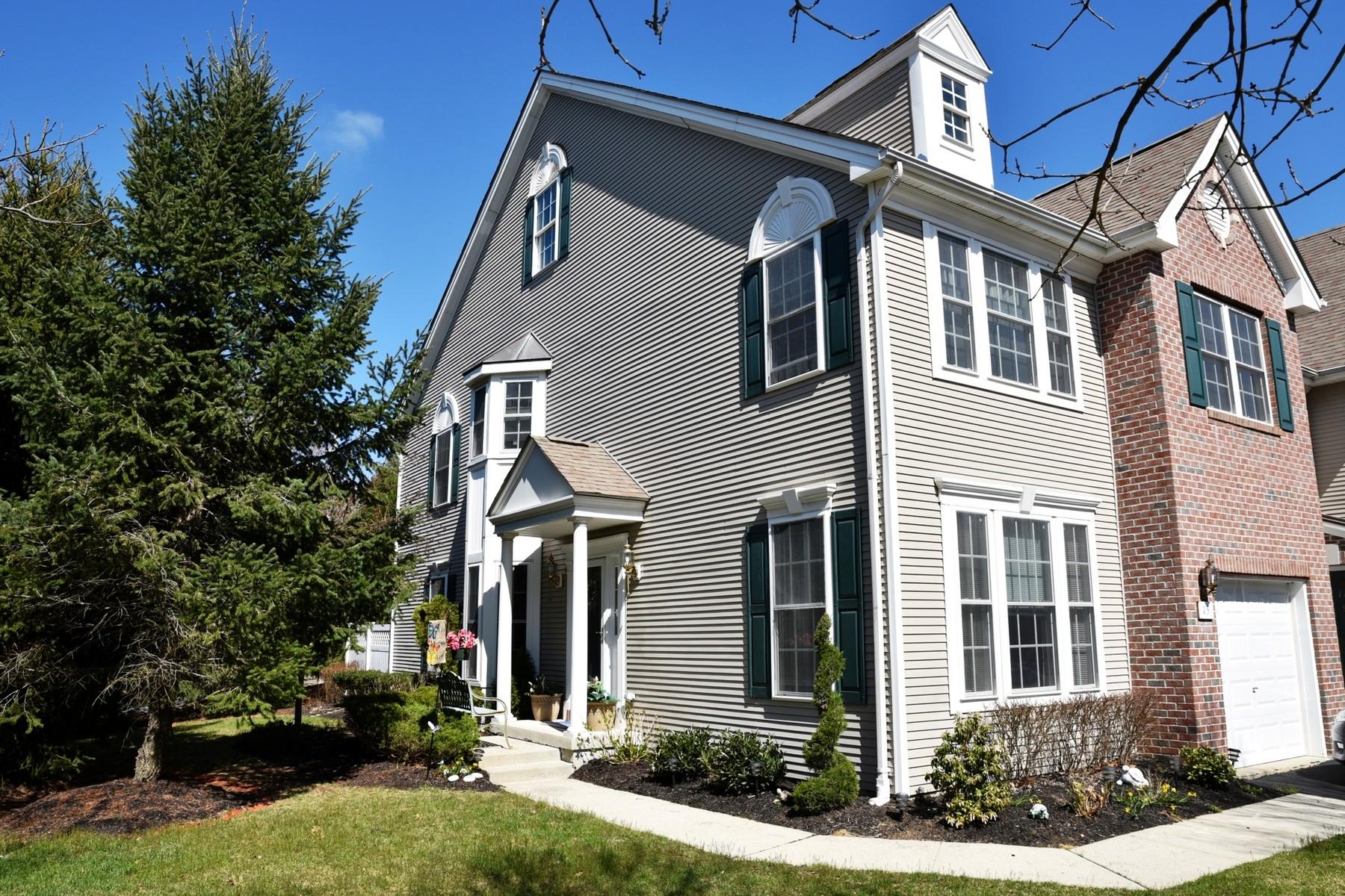 sales property at End Unit Townhouse