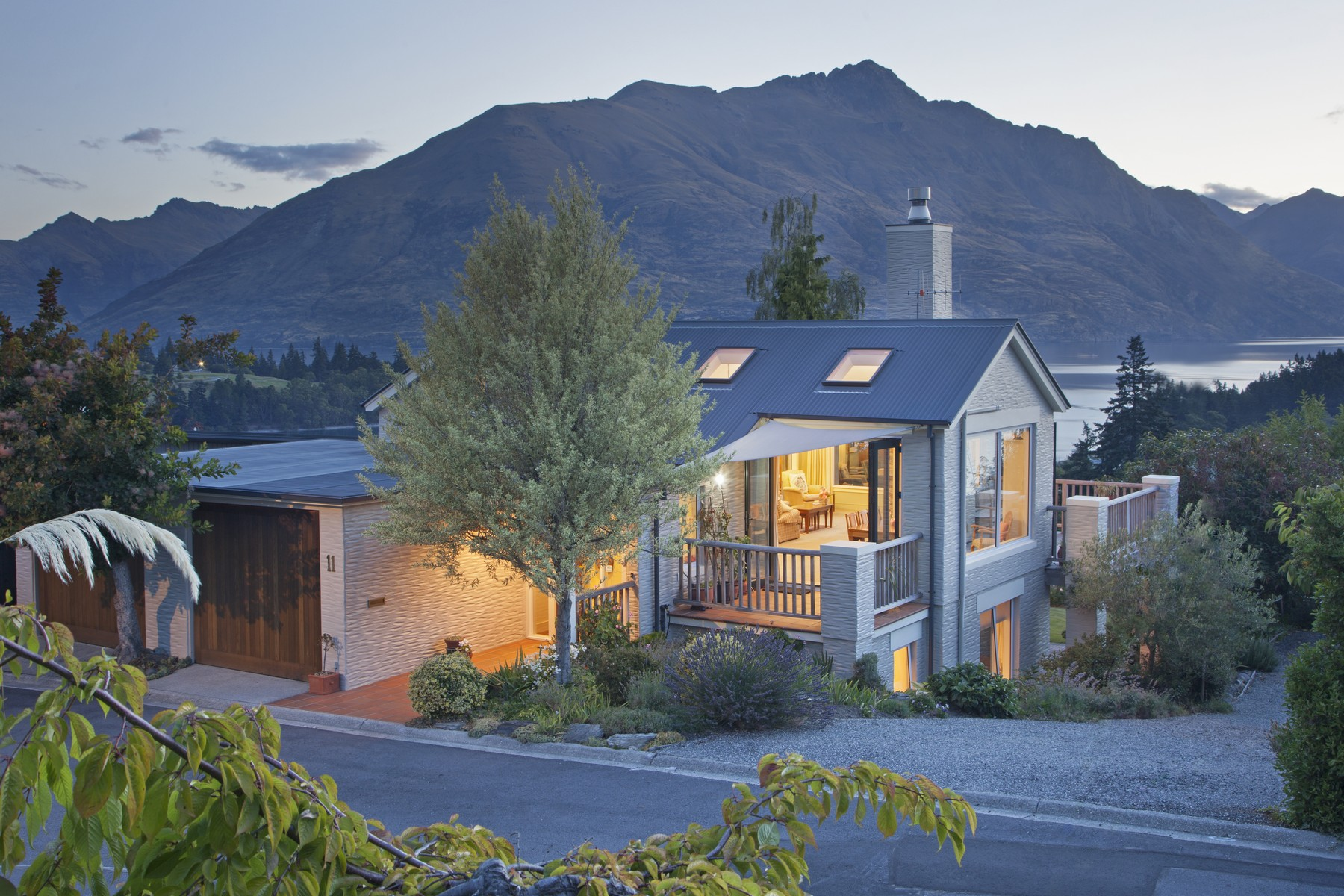 Single Family Home for Sale at 11 Salmond Pace 11 Salmond Place Queenstown Hill Queenstown, Otago 9300 New Zealand