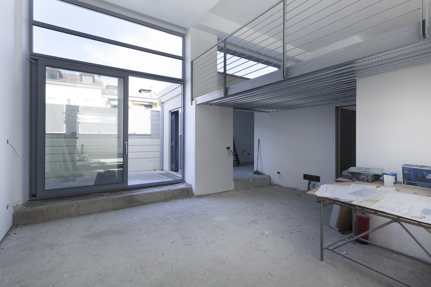 Additional photo for property listing at Modern Loft in the pre hills Strada del Salino Turin, Turin 10133 Italy
