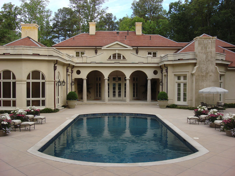 Property Of Gated Italianate Estate in Buckhead