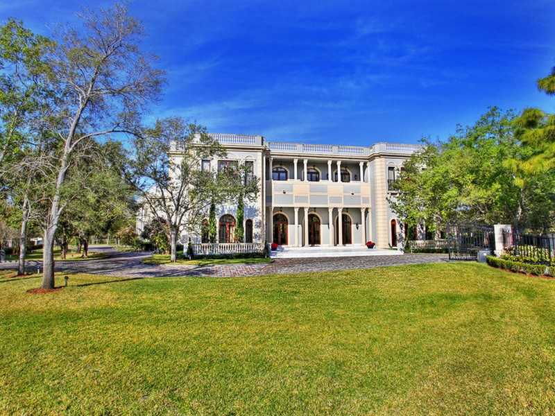 Single Family Home for Sale at 5801 Moss Ranch Road Pinecrest, FL 33156 Pinecrest, Florida 33156 United States