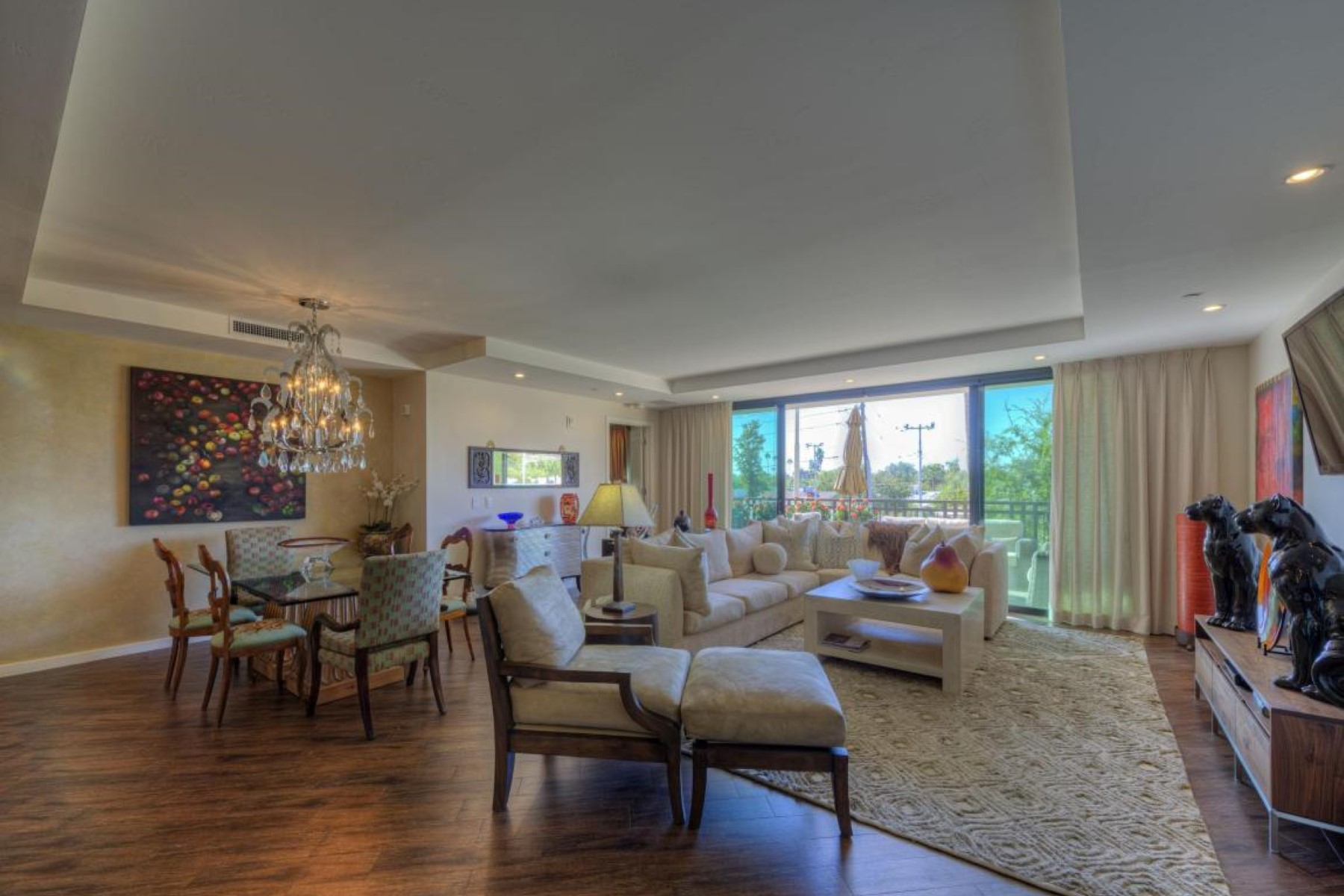 rentals property at Premiere condominium community in Old Town Scottsdale