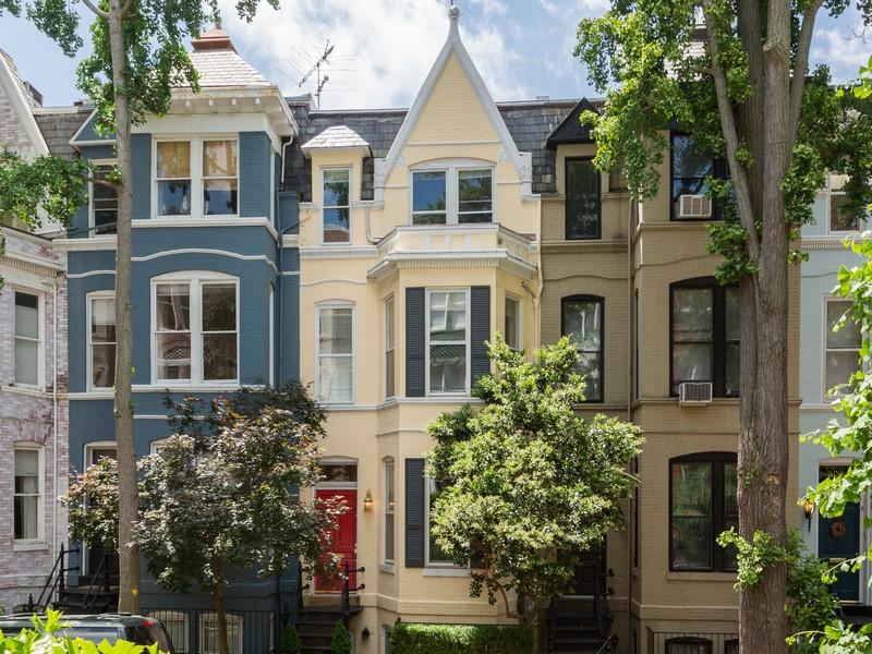 タウンハウス のために 売買 アット Georgetown 3020 Cambridge Place NW Georgetown, Washington, コロンビア特別区 20007 アメリカ合衆国