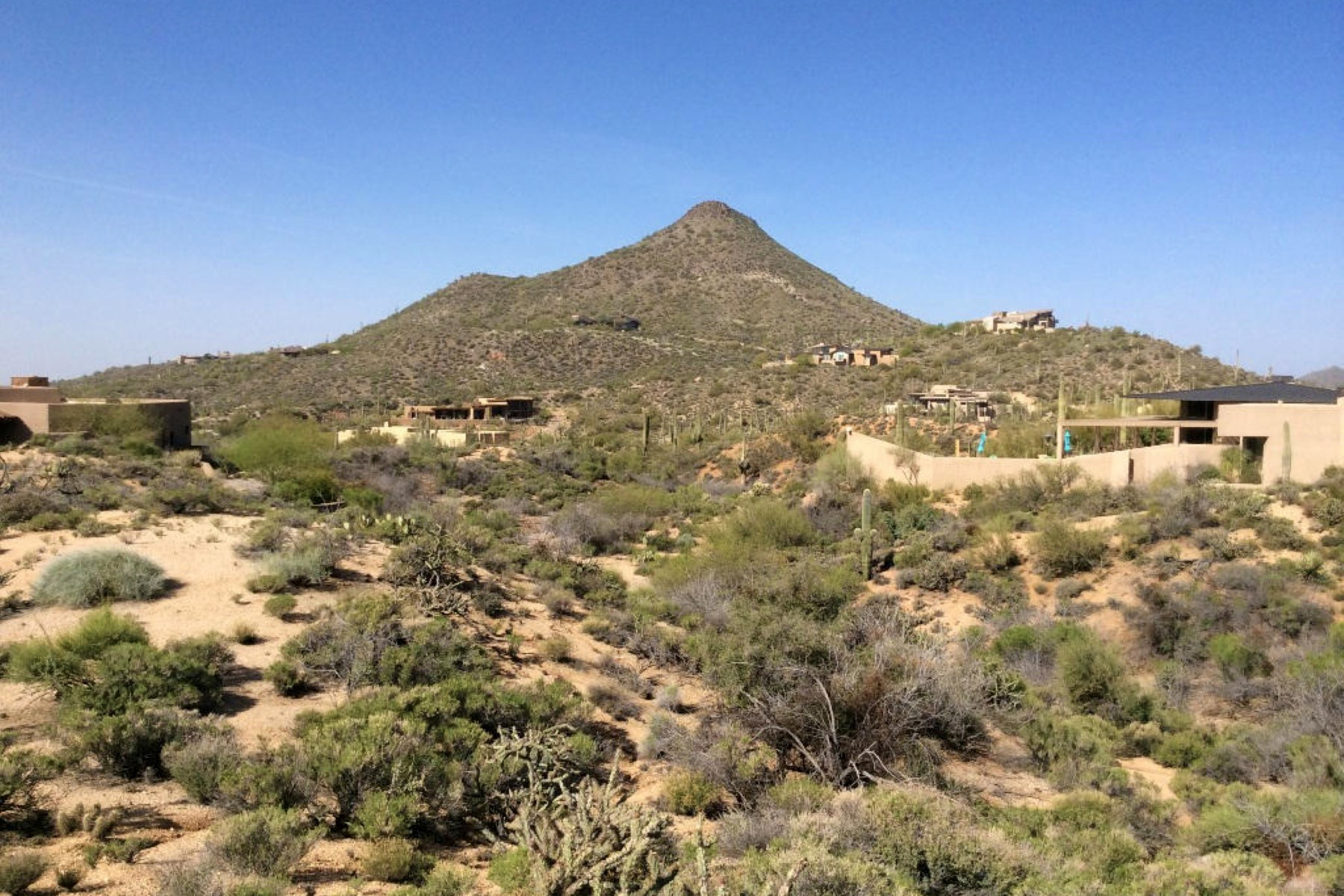 Land for Sale at Privacy & Views on 1.18 Acre Homesite in Desert Mountain 9938 E Groundcherry Lane #29 Scottsdale, Arizona 85262 United States