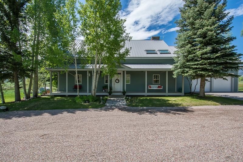 Casa Unifamiliar por un Venta en 6801 E. Sopris Creek 6801 E. Sopris Creek Rd Snowmass, Colorado 81654 Estados Unidos