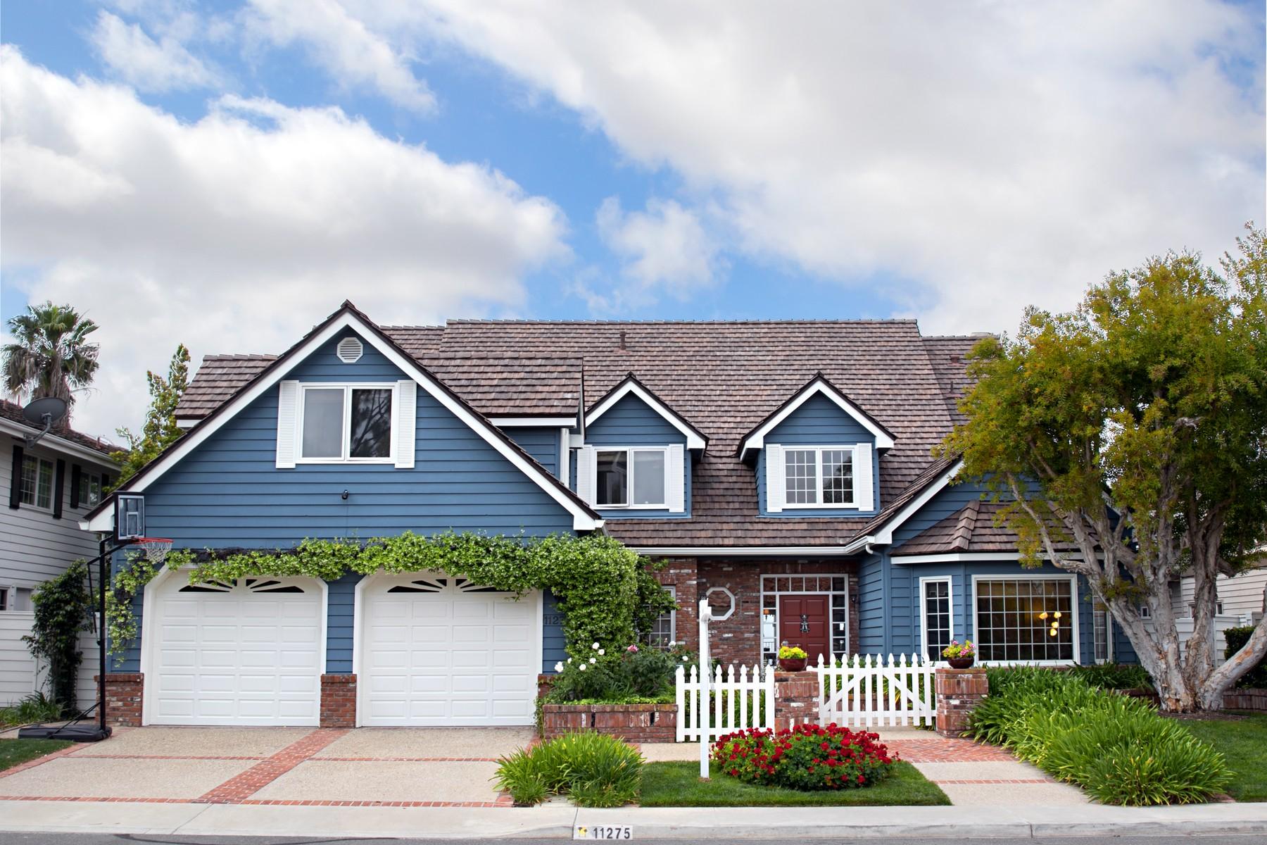 단독 가정 주택 용 매매 에 11275 Lake Rim Road Scripps Ranch, San Diego, 캘리포니아, 92131 미국