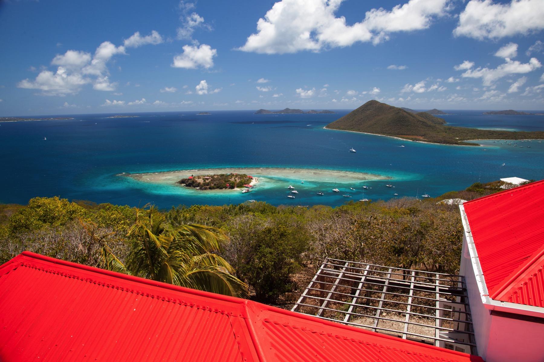 獨棟家庭住宅 為 出售 在 Jubilee Privateers Bay, 大指揮官島 英屬維京群島
