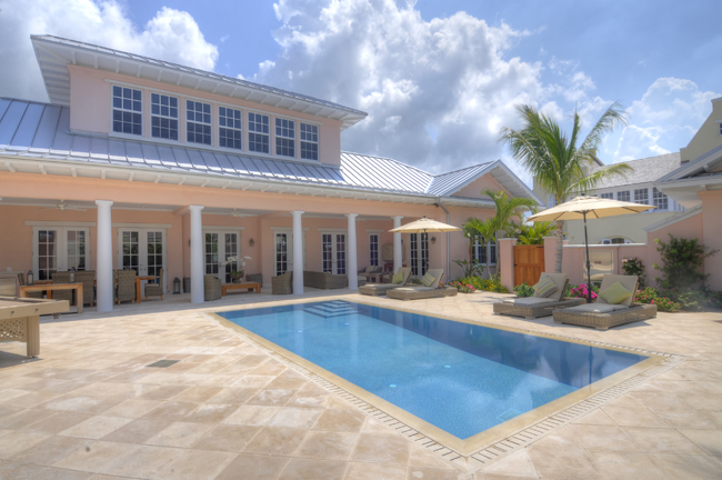 Single Family Home for Sale at Albany House Albany, South Ocean, Nassau And Paradise Island Bahamas
