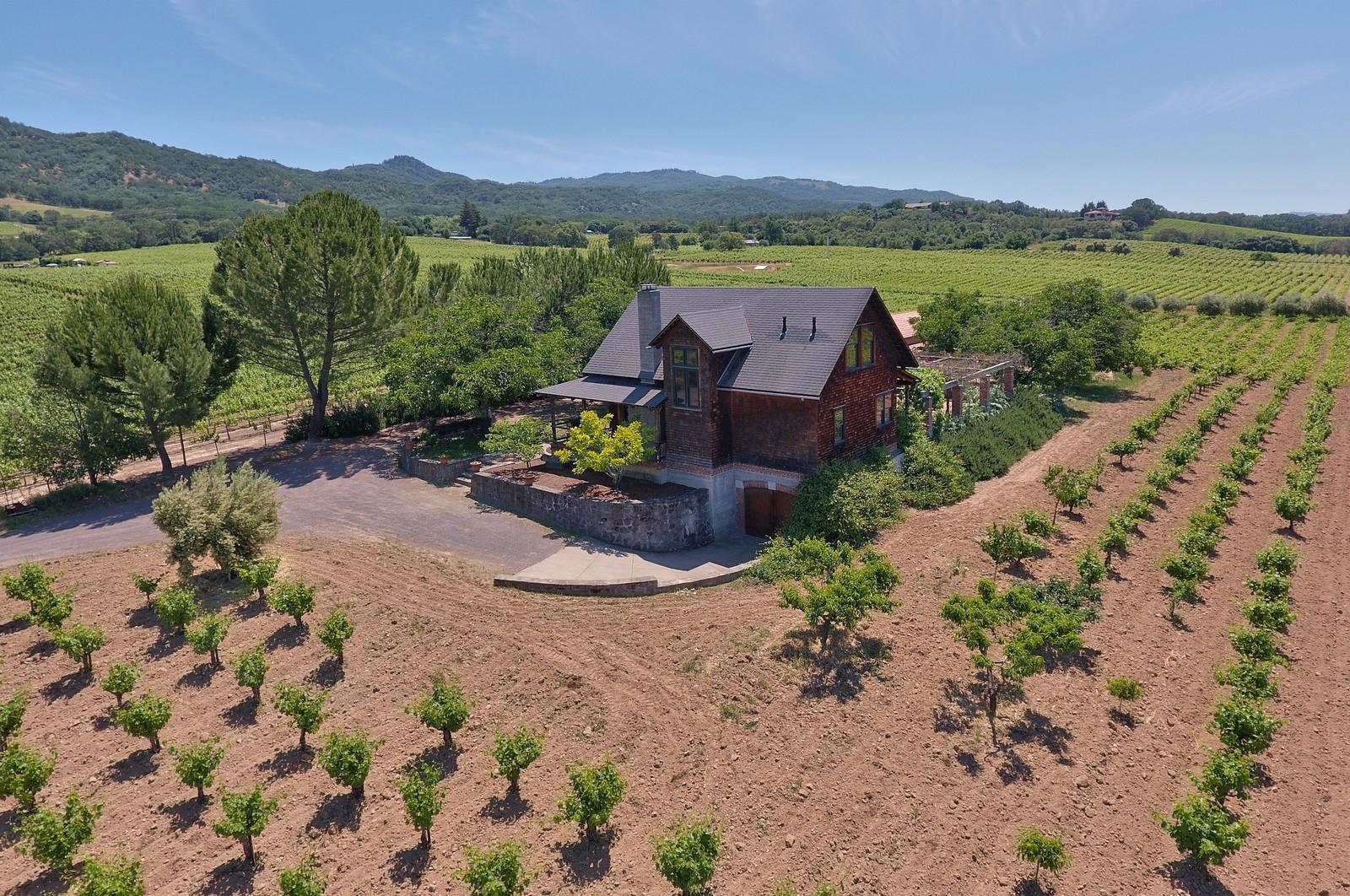 sales property at Vineyard View Estate