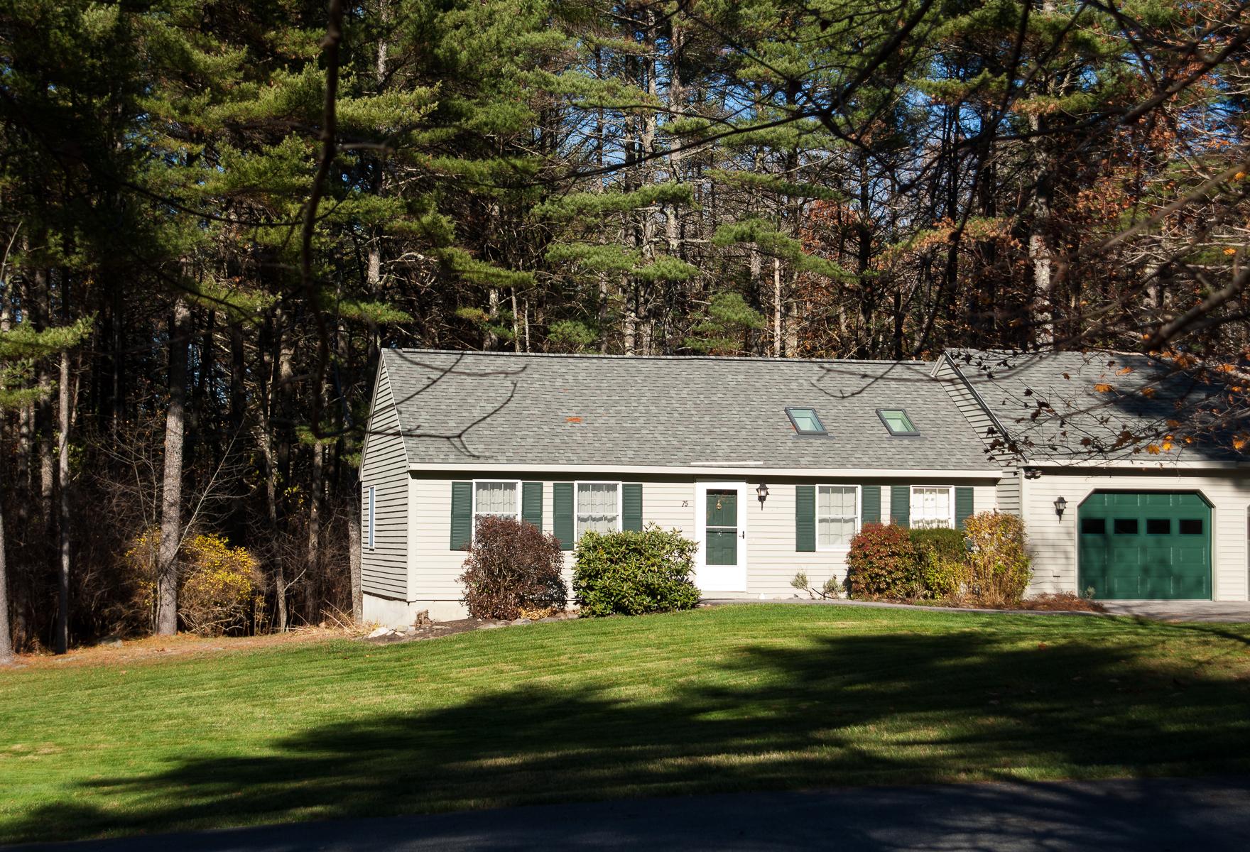 Condominium for Sale at 75 Rebecca Lane Unit 75 Yarmouth, Maine 04096 United States