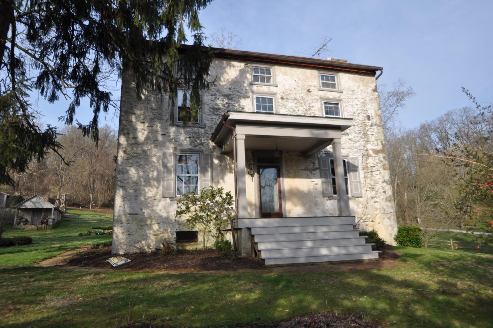Vivienda unifamiliar por un Venta en Mary Lewis Farm 2205 Brintons Bridge Rd. West Chester, Pennsylvania, 19382 Estados Unidos