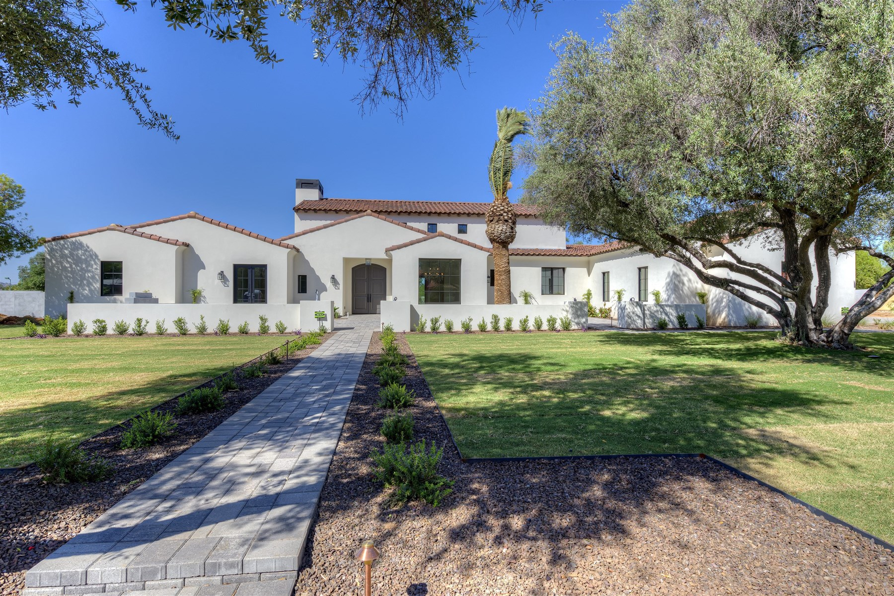sales property at Custom Santa Barbara Inspired Build To Suit In Guard-gated Equestrian Manor