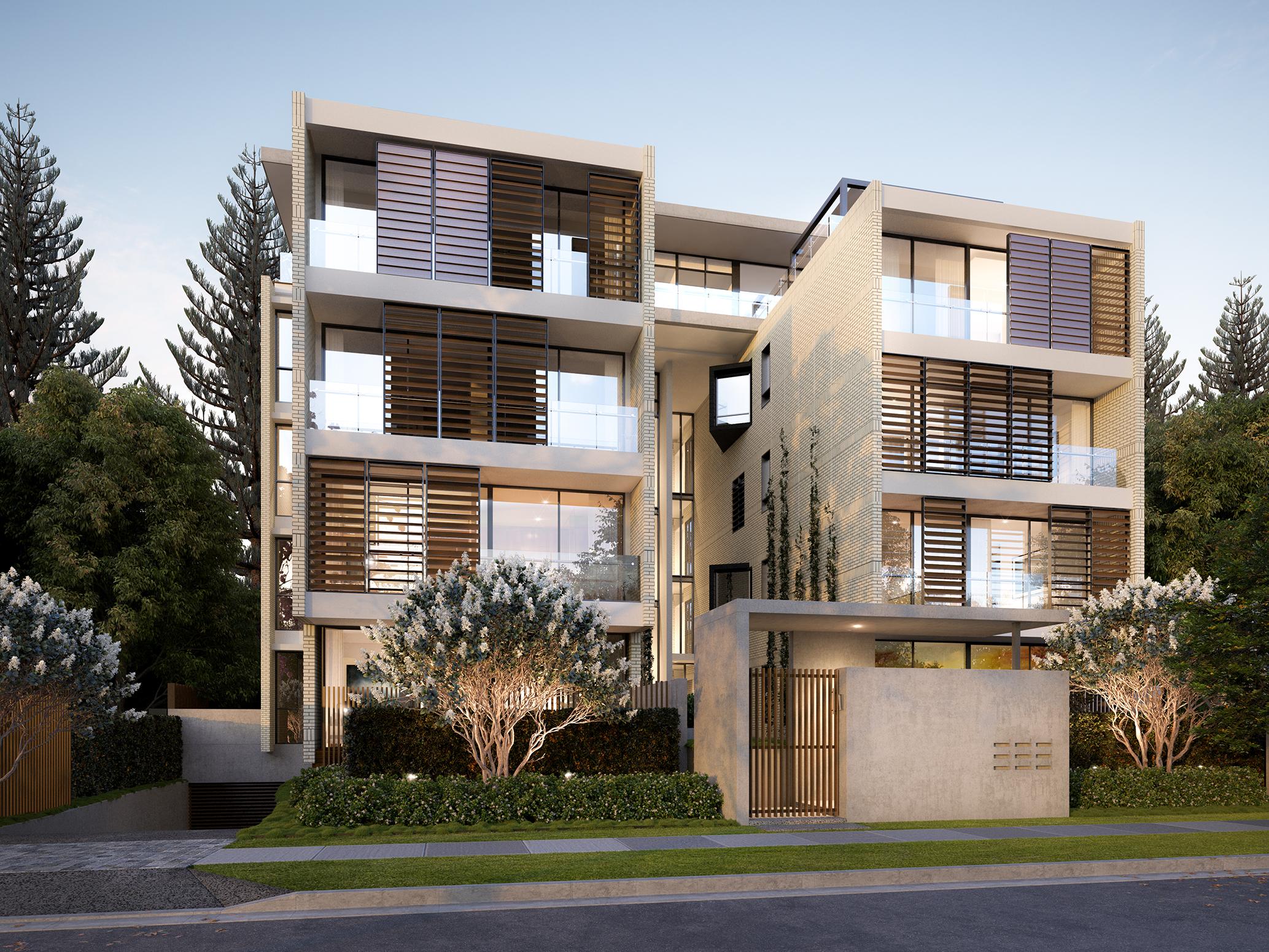 다가구 주택 용 매매 에 Elysium 13 Montana Road Gold Coast, Queensland, 4218 오스트레일리아