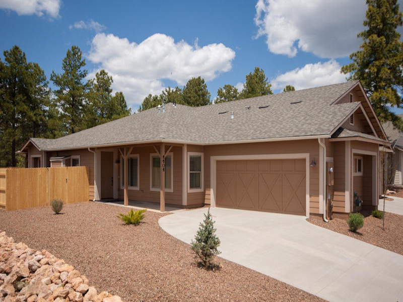 Casa para uma família para Venda às Lovely Single Level Design 3199 E Cold Springs TRL Lot 20 Flagstaff, Arizona 86004 Estados Unidos