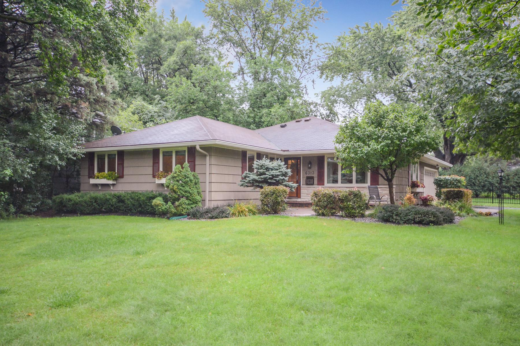 Single Family Home for Sale at 6313 Maloney Avenue Edina, Minnesota, 55343 United States