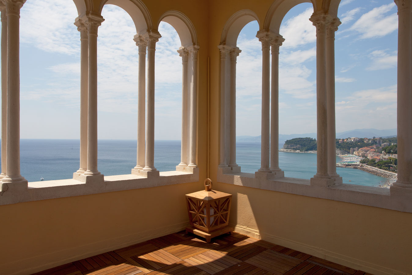 Additional photo for property listing at Art Nouveau villa overlooking the italian Riviera Celle Ligure Celle Ligure, Savona 17015 Italia