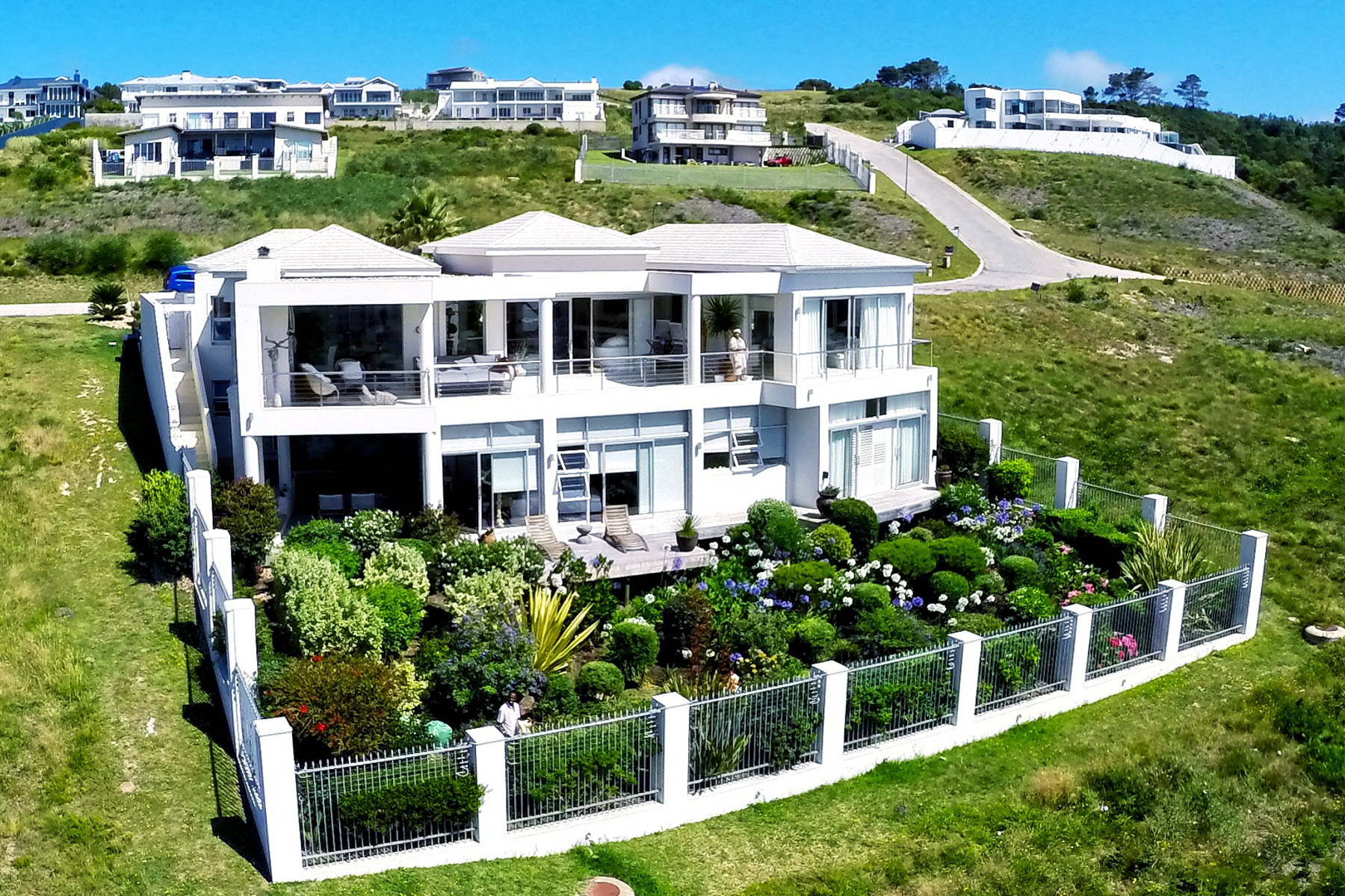 Maison unifamiliale pour l Vente à luxury Beach Home Plettenberg Bay, Cap-Occidental 6600 Afrique Du Sud