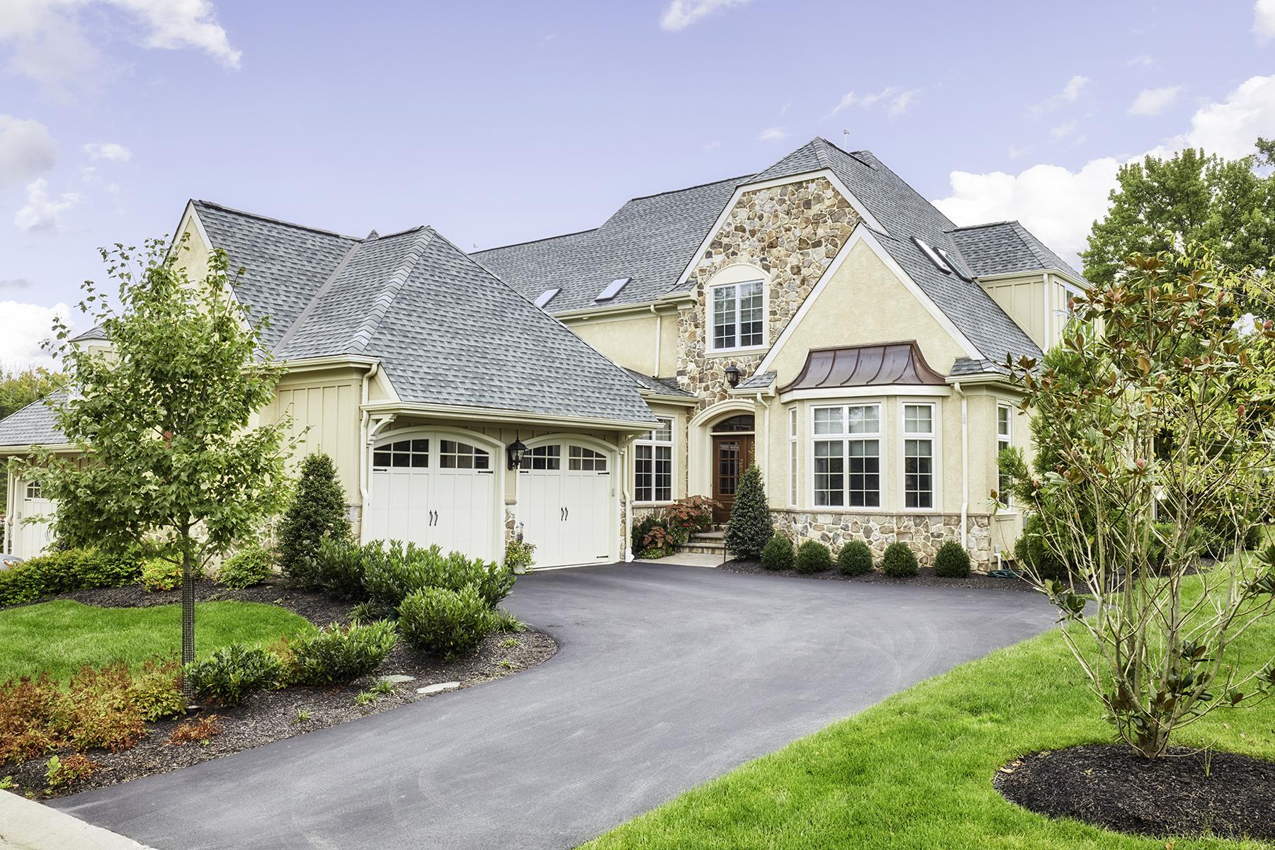 Villa per Vendita alle ore Main Line 131 Green Lane Haverford, Pensilvania, 19041 Stati Uniti