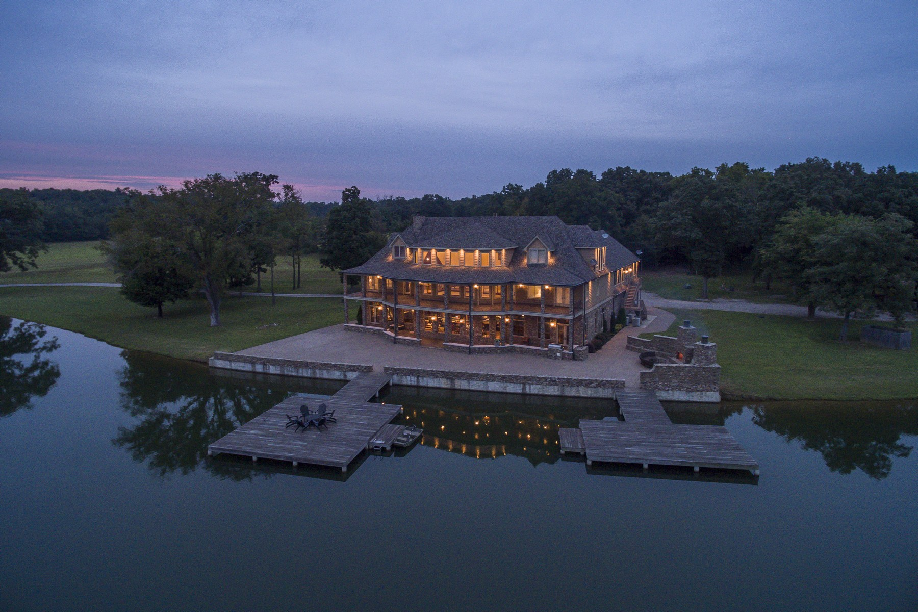 Property For Sale at Deer Point Estate in West Tennessee