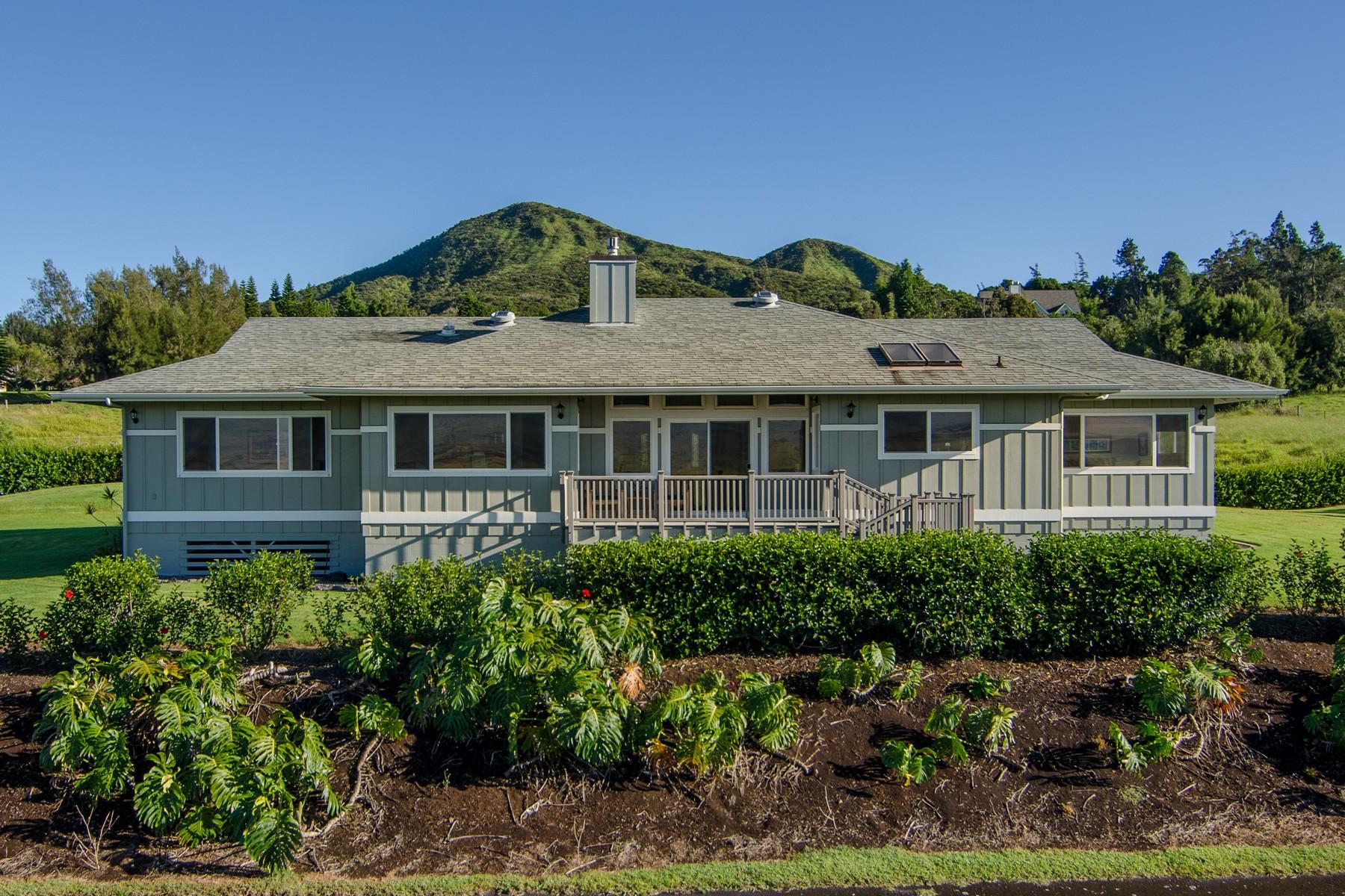独户住宅 为 销售 在 Mokuloa Aoloa St Kamuela, 夏威夷 96743 美国