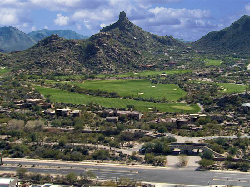 Land for Sale at Homesite Package of 3 Lots in Guard Gated Estancia 9804 E Running Deer Trail #1 Scottsdale, Arizona 85262 United States