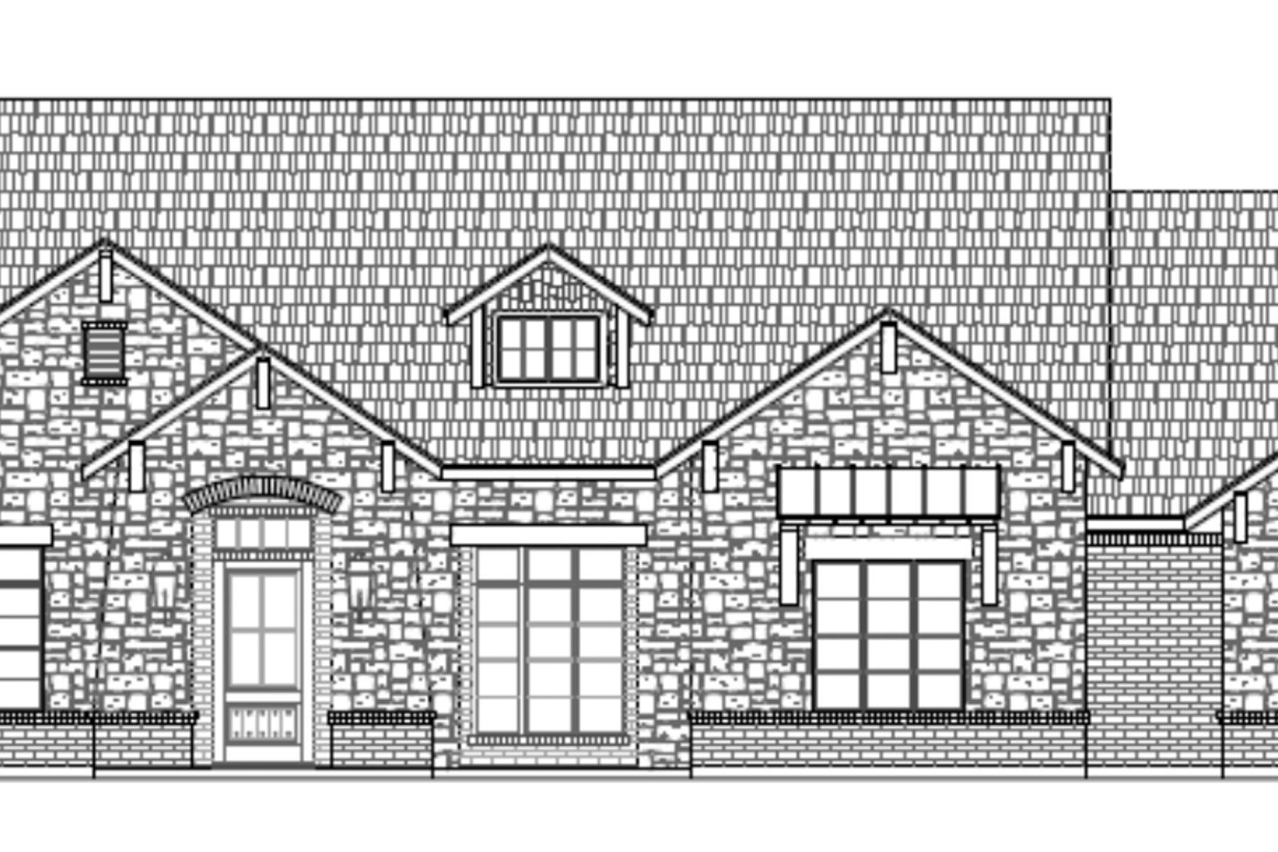 Casa para uma família para Venda às Claire Vista Subdivision 155 Bearclaw Cir Aledo, Texas, 76008 Estados Unidos