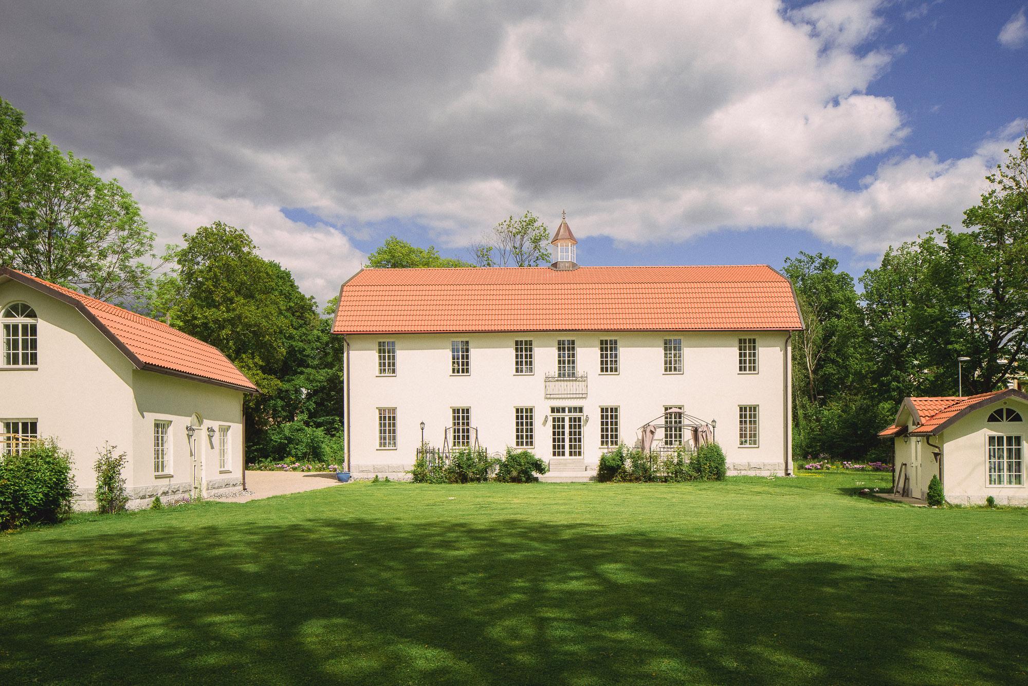 Property For Sale at Newly built mansion in Djursholm