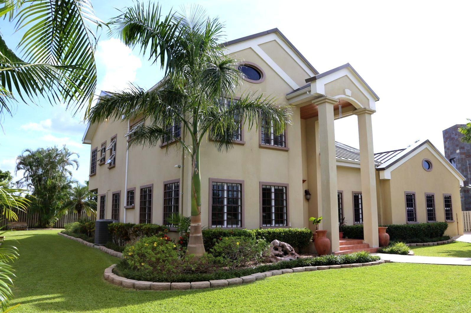 Single Family Home for Sale at Belmopan Estate in Orchid Gardens Belmopan, Cayo Belize