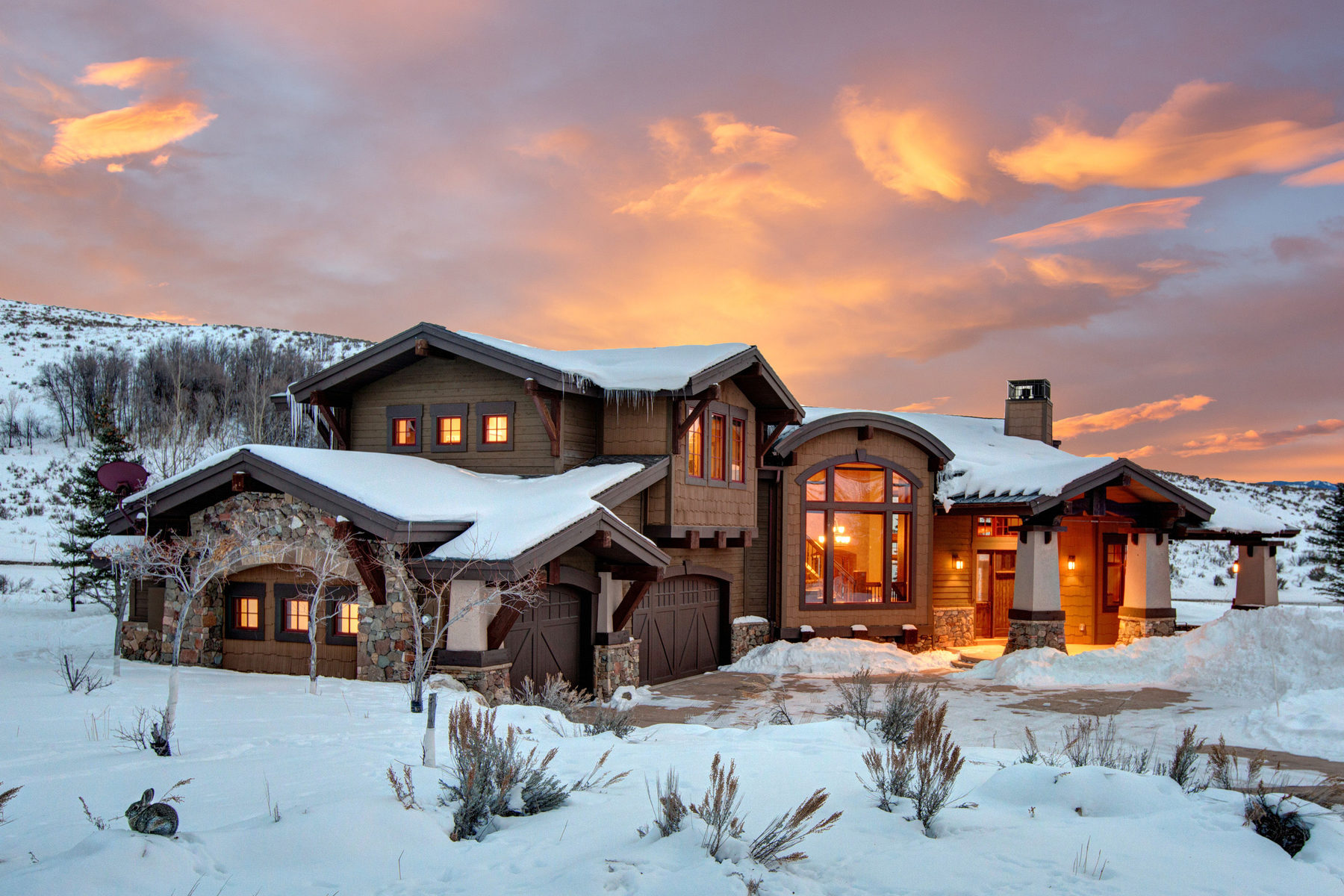 Single Family Home for Sale at Best Value and Upwall Designed Home 7076 Juniper Draw Park City, Utah 84098 United States