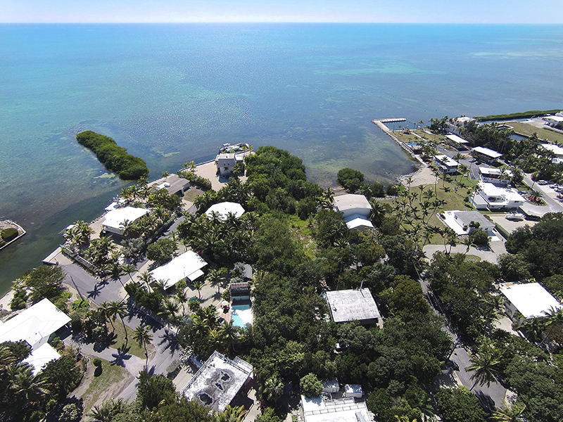 Land for Sale at Oceanfront Parcel 229 Coral Road Florida Keys, Islamorada, Florida 33036 United States