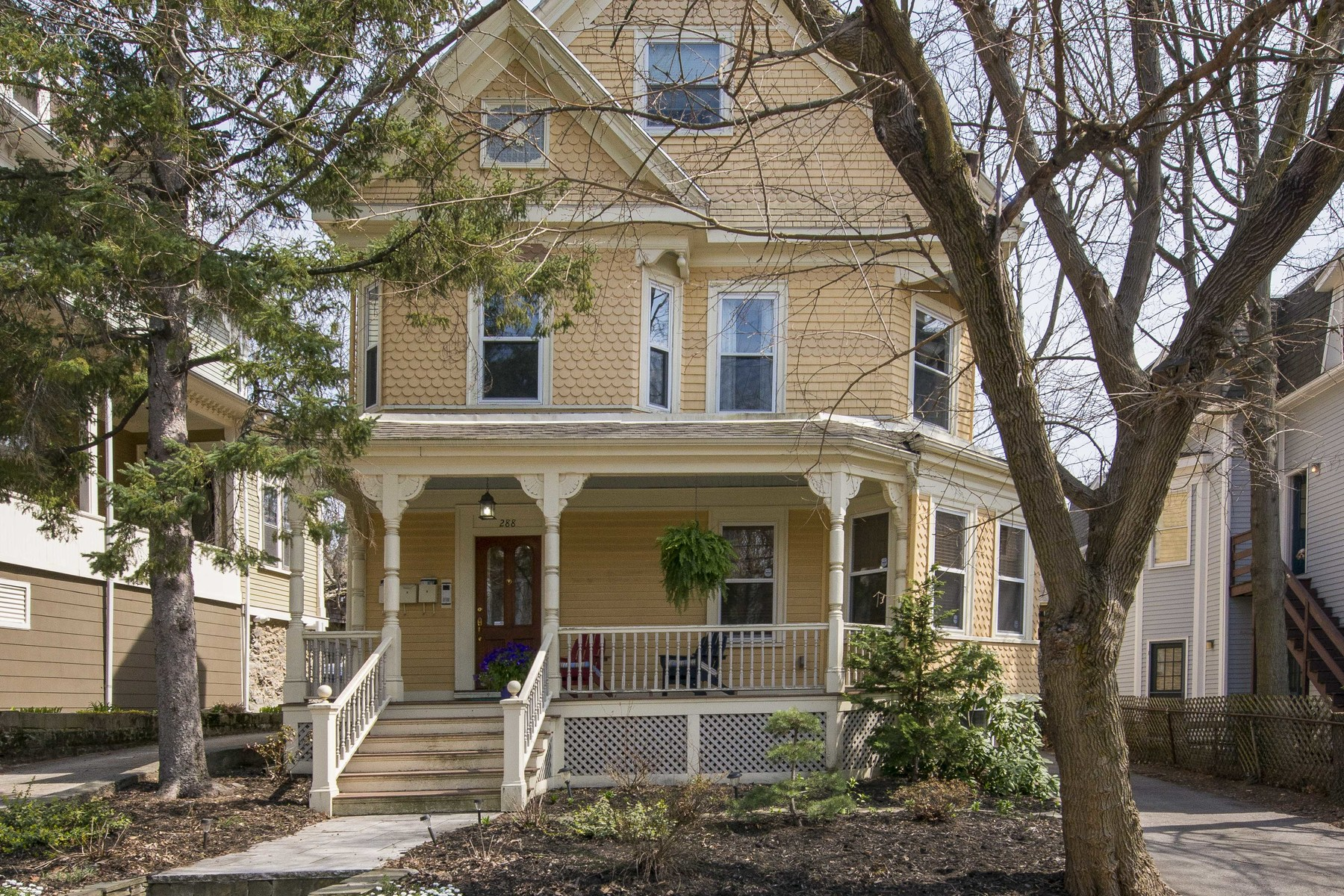sales property at Perfect two bedroom, two bath condo centrally located on a quiet, tree-lined st