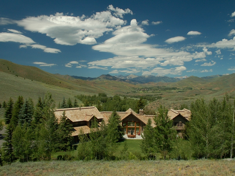 Fattoria / ranch / campagna per Vendita alle ore Juniper Springs Ranch 600 Juniper Road Elkhorn, Sun Valley, Idaho, 83353 Stati Uniti