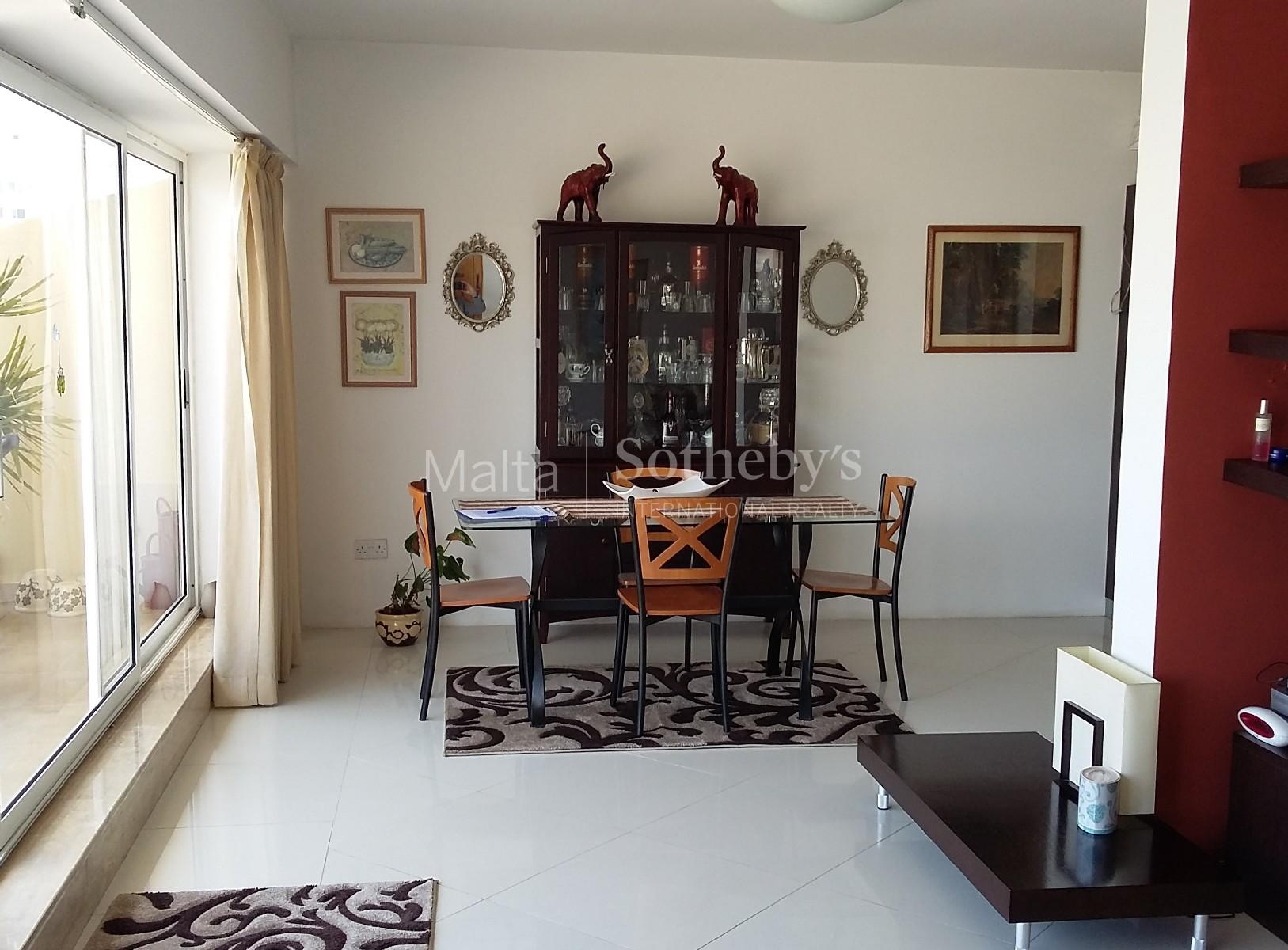 Property Of Large Penthouse
