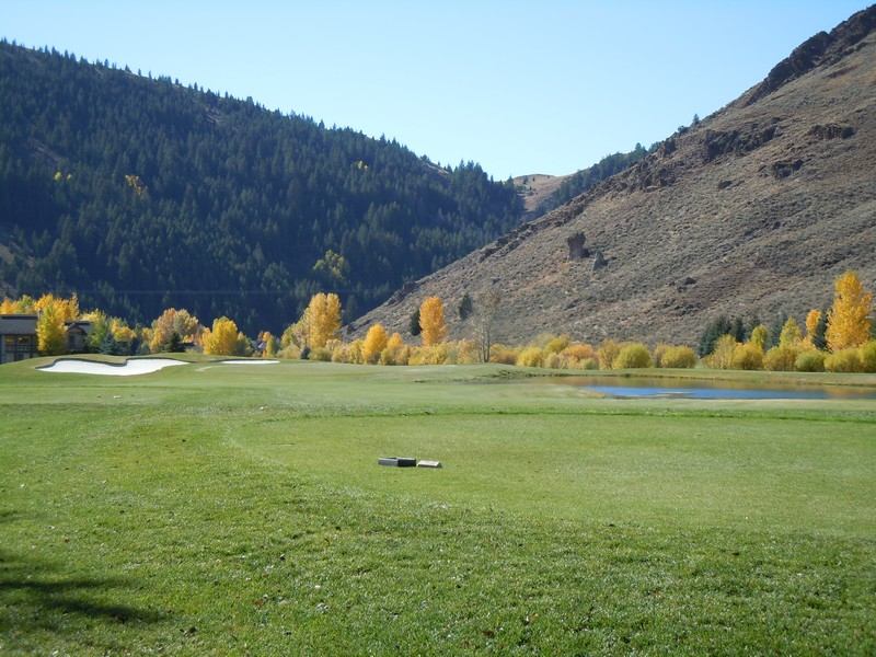 Terreno para Venda às Estate Lot on Golf Course 234 Elkhorn Road Elkhorn, Sun Valley, Idaho 83353 Estados Unidos