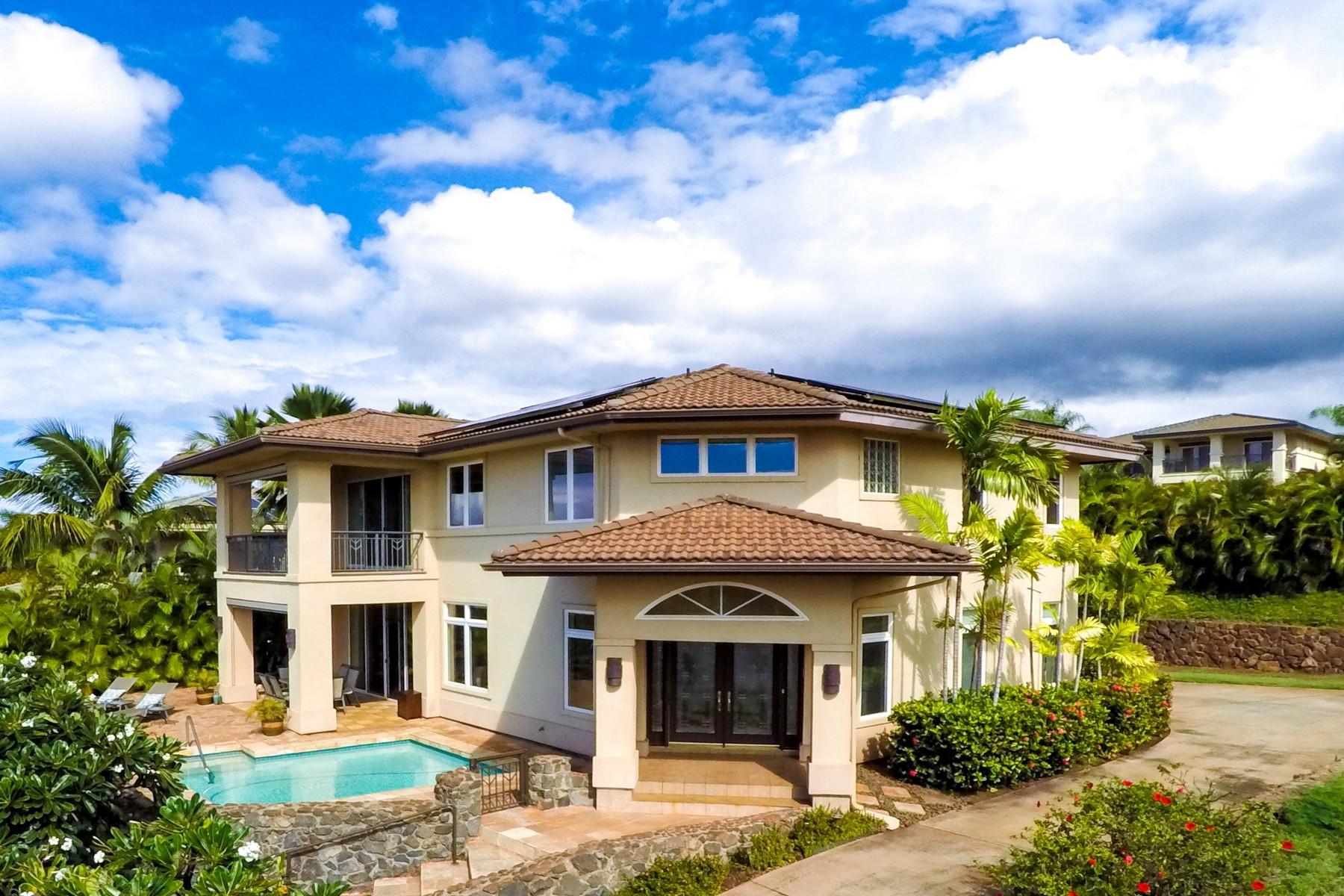 Vivienda unifamiliar por un Venta en Kaanapali Grandeur 365 Kului Way Kaanapali, Hawaii, 96761 Estados Unidos