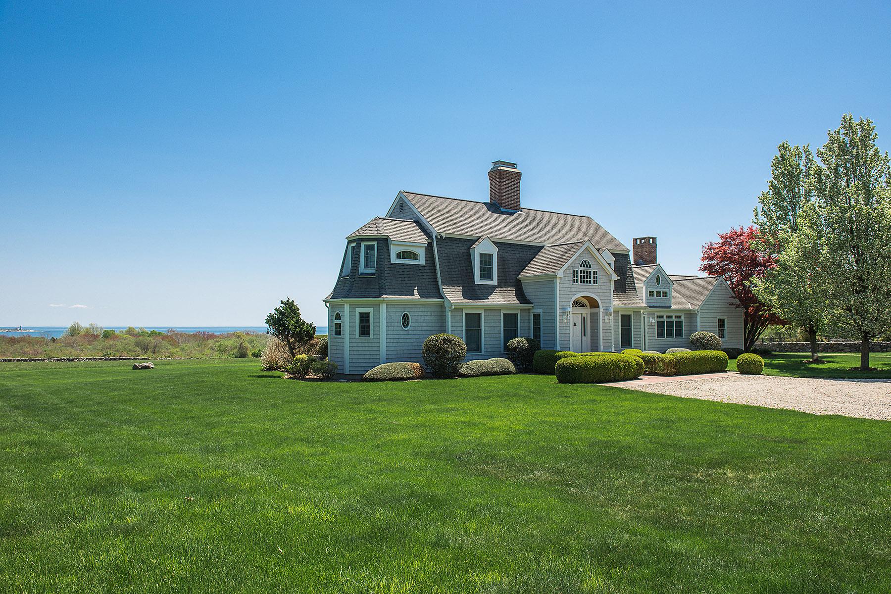 Villa per Vendita alle ore 95 Old Boston Neck Road Narragansett, Rhode Island 02882 Stati Uniti
