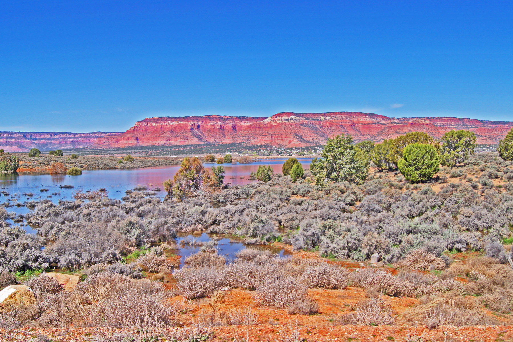 sales property at Southern Utah 120 Acre Exciting Ranch