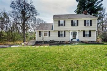 sales property at Are you ready to move into this charming colonial.