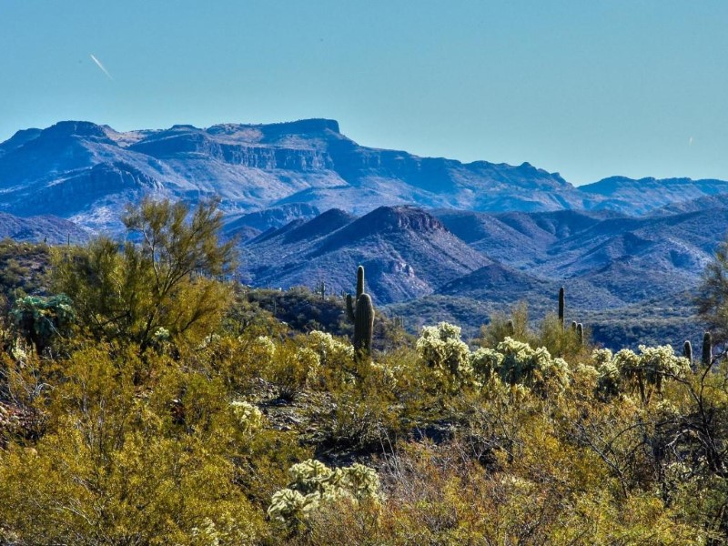 Terreno para Venda às 200 Acre Pristine Mountain Located in the Aravaipa Canyon with Mineral Rights 89395 E Aravaipa Rd 3 Winkelman, Arizona 85192 Estados Unidos