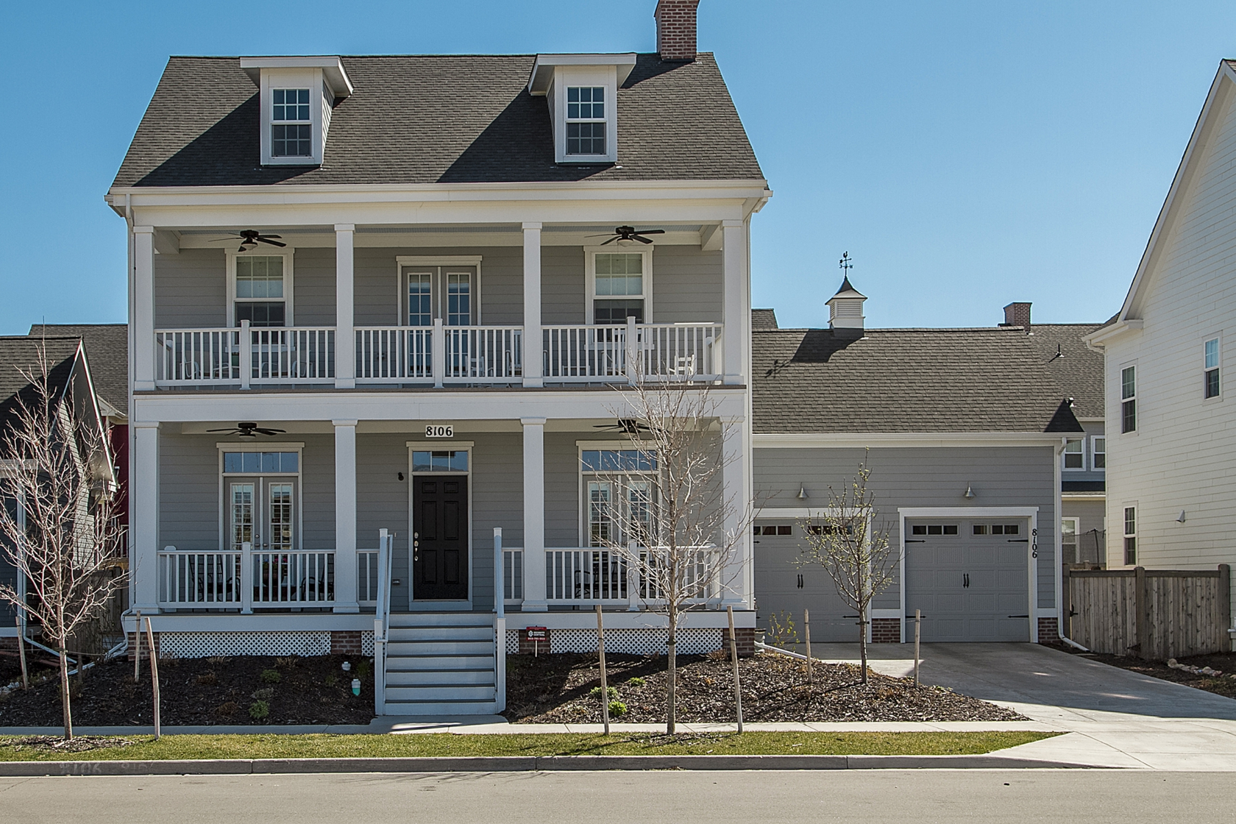 sales property at Extraordinary, 3-Story Parkwood Cape May Home in Stapleton