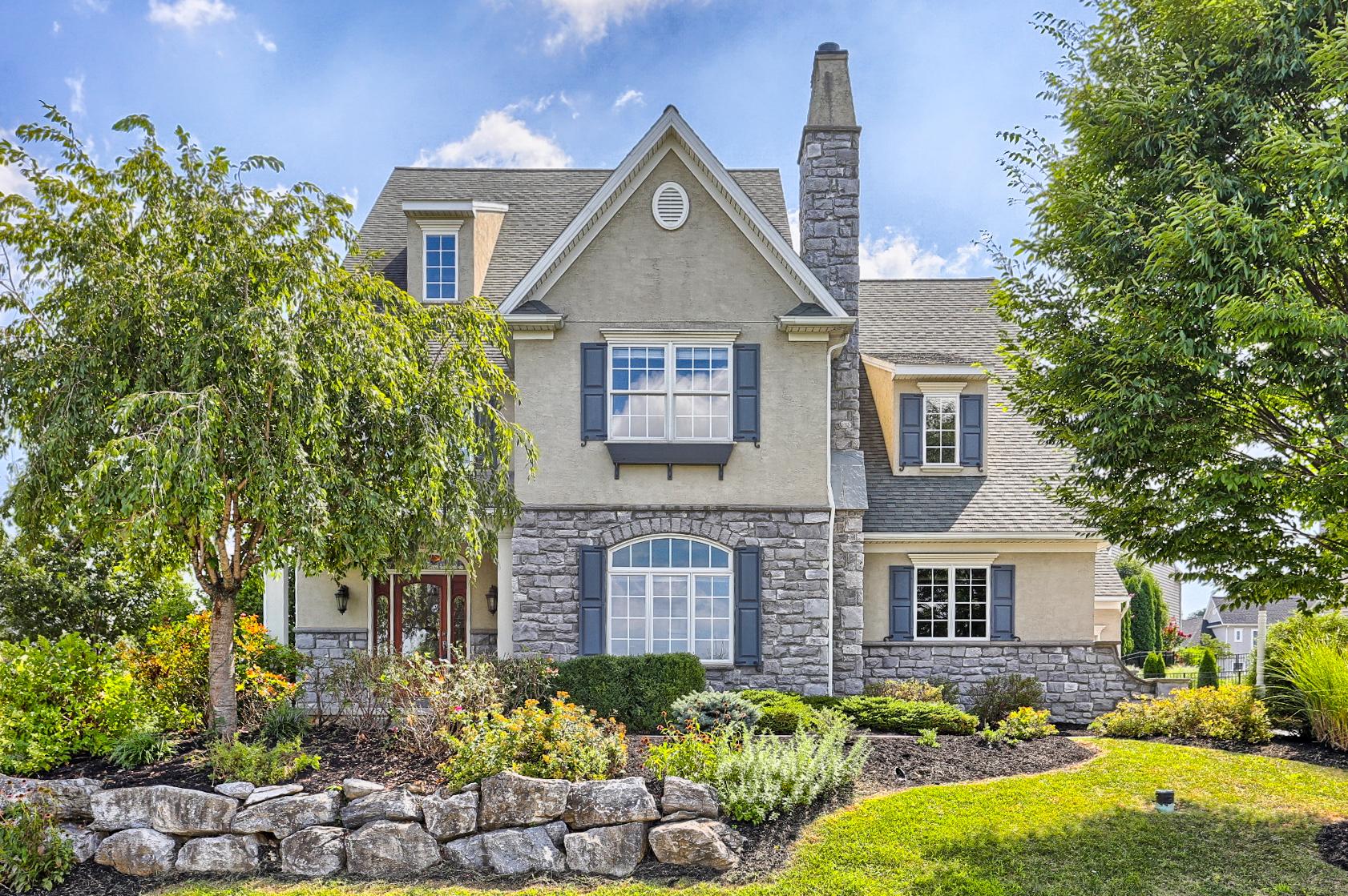 Casa Unifamiliar por un Venta en 344 Royal Hunt Way Lititz, Pennsylvania 17543 Estados Unidos