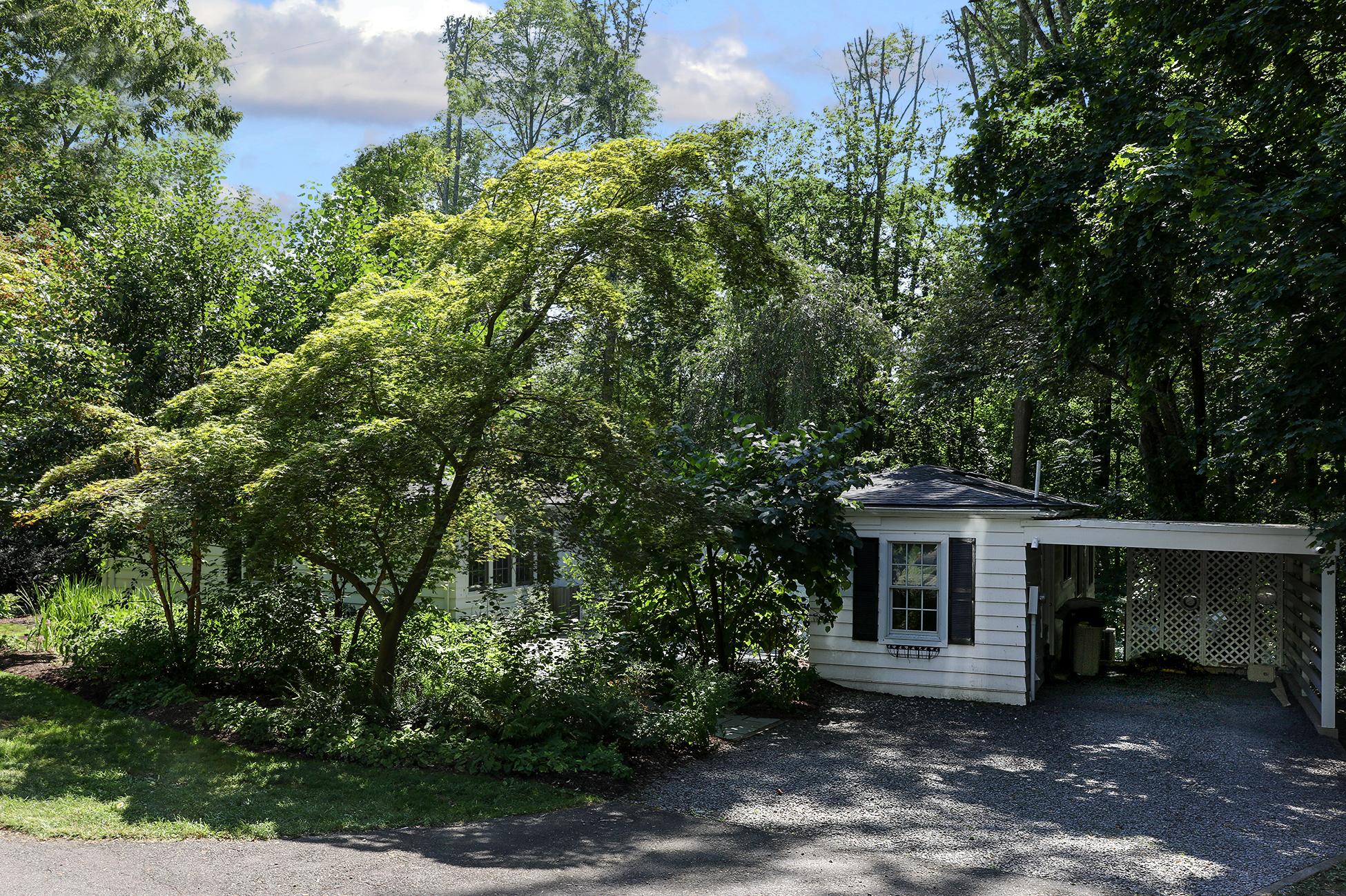 一戸建て のために 売買 アット Low Impact Design, High Style 106 Winant Road Princeton, ニュージャージー, 08540 アメリカ合衆国