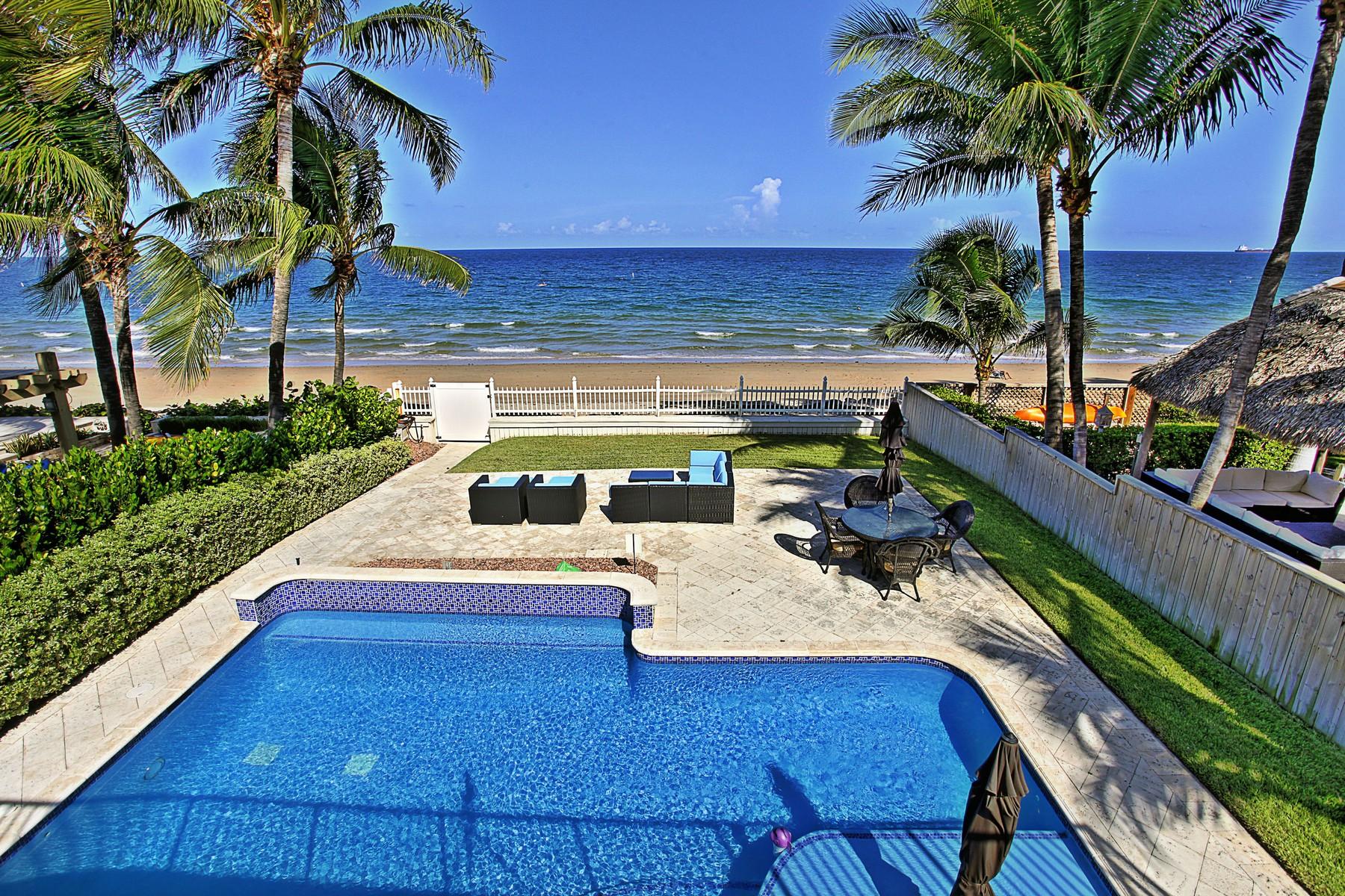 その他の住居 のために 売買 アット 3008 N Atlantic Blvd Fort Lauderdale, フロリダ 33308 アメリカ合衆国
